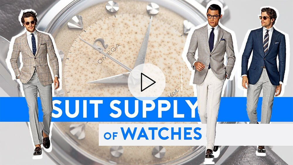 Love Suit Supply? You Need This Watch