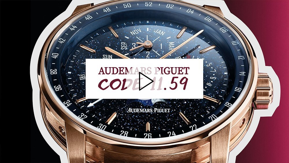 NEW AUDEMARS PIGUET 11.59: DISASTER?