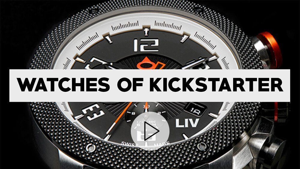 Kickstarter Watches: The Good and the Bad