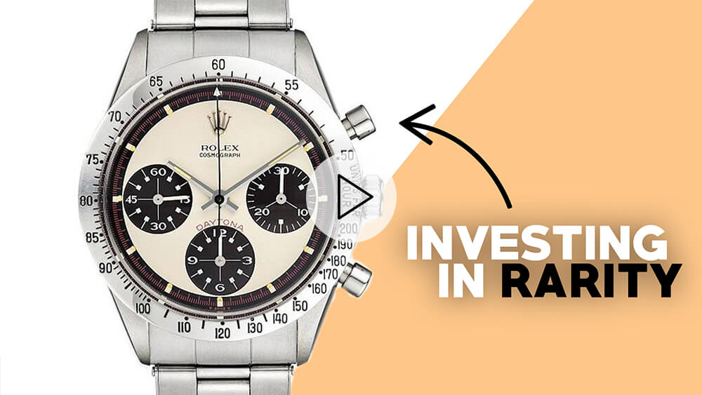 Analyzing Luxury Watch Investments: Is Rarity Important?
