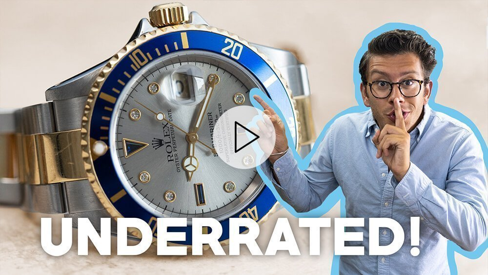 Rolex's Most Underrated Submariner – Ref. 16613 Review