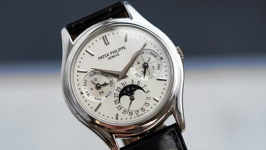 Greatest Patek Philippe Watch of All Time: 3940 Review