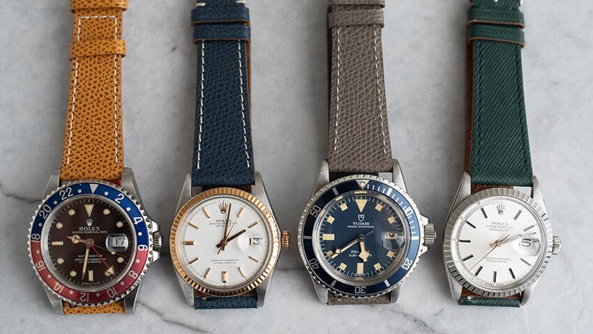 The Secret To A Perfect Watch Collection