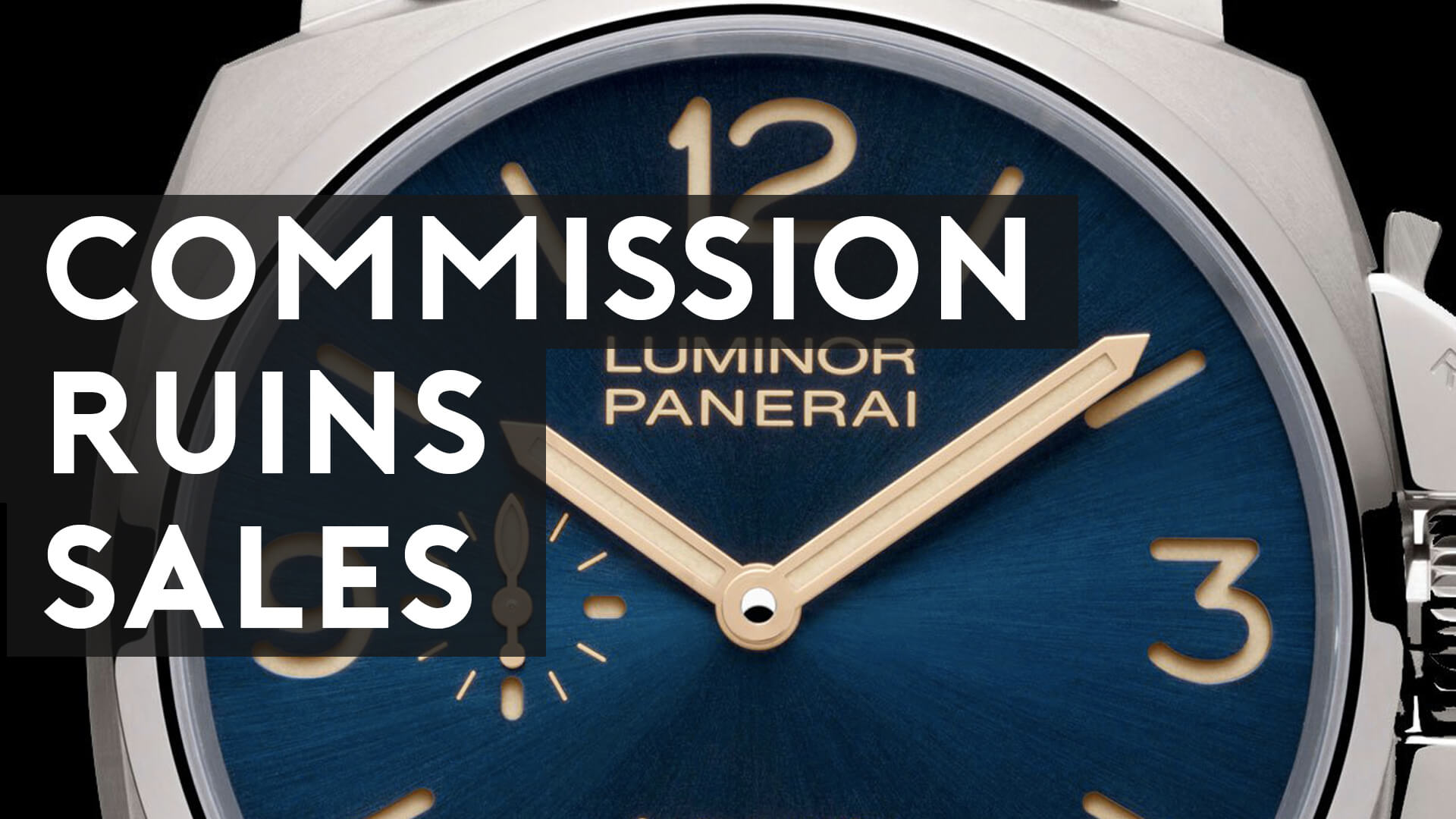ASKTNH LIVE: Why You Shouldn't Sell A Watch On Commission