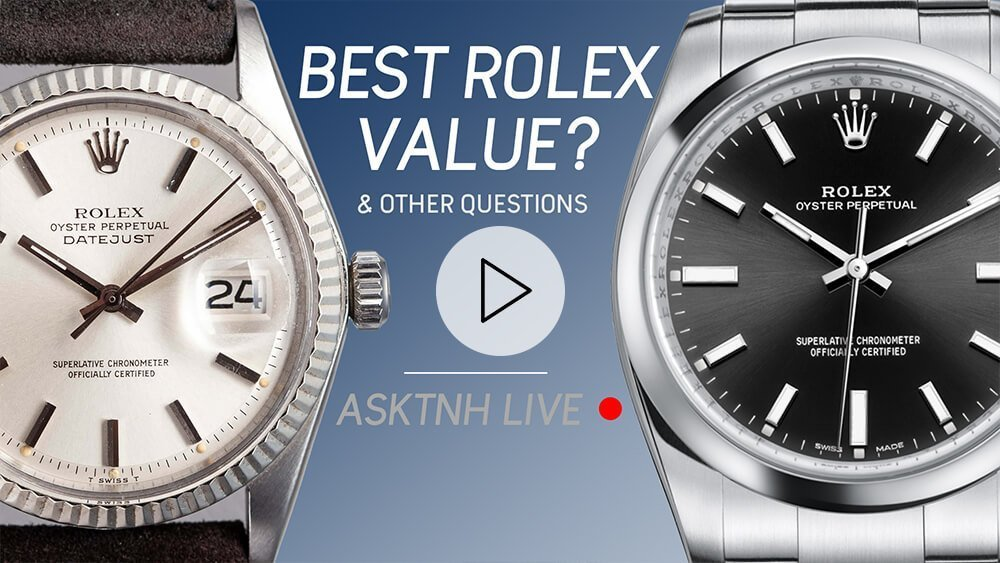 Which Rolex Is Better – Oyster Perpetual or Vintage Datejust?