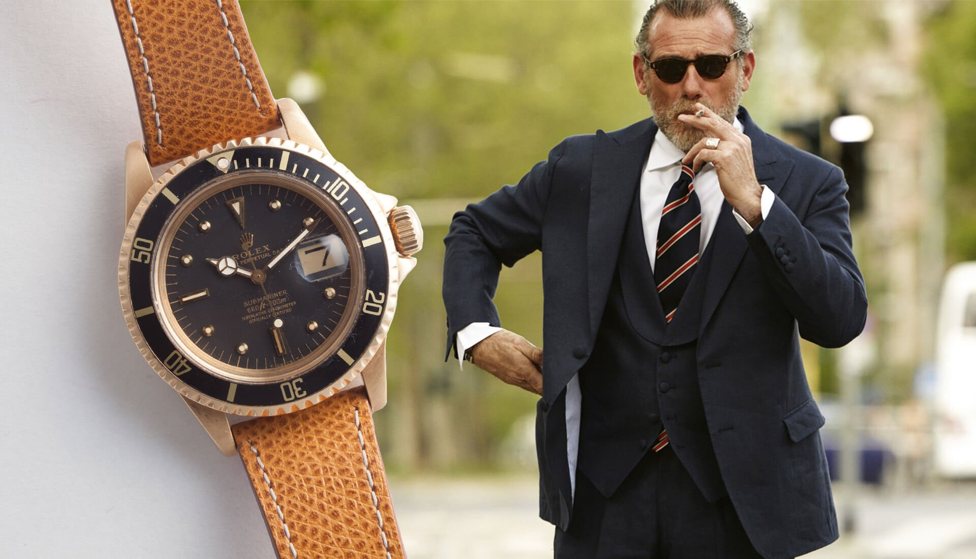 Watch 101: Can You Wear a Dive Watch With a Suit?