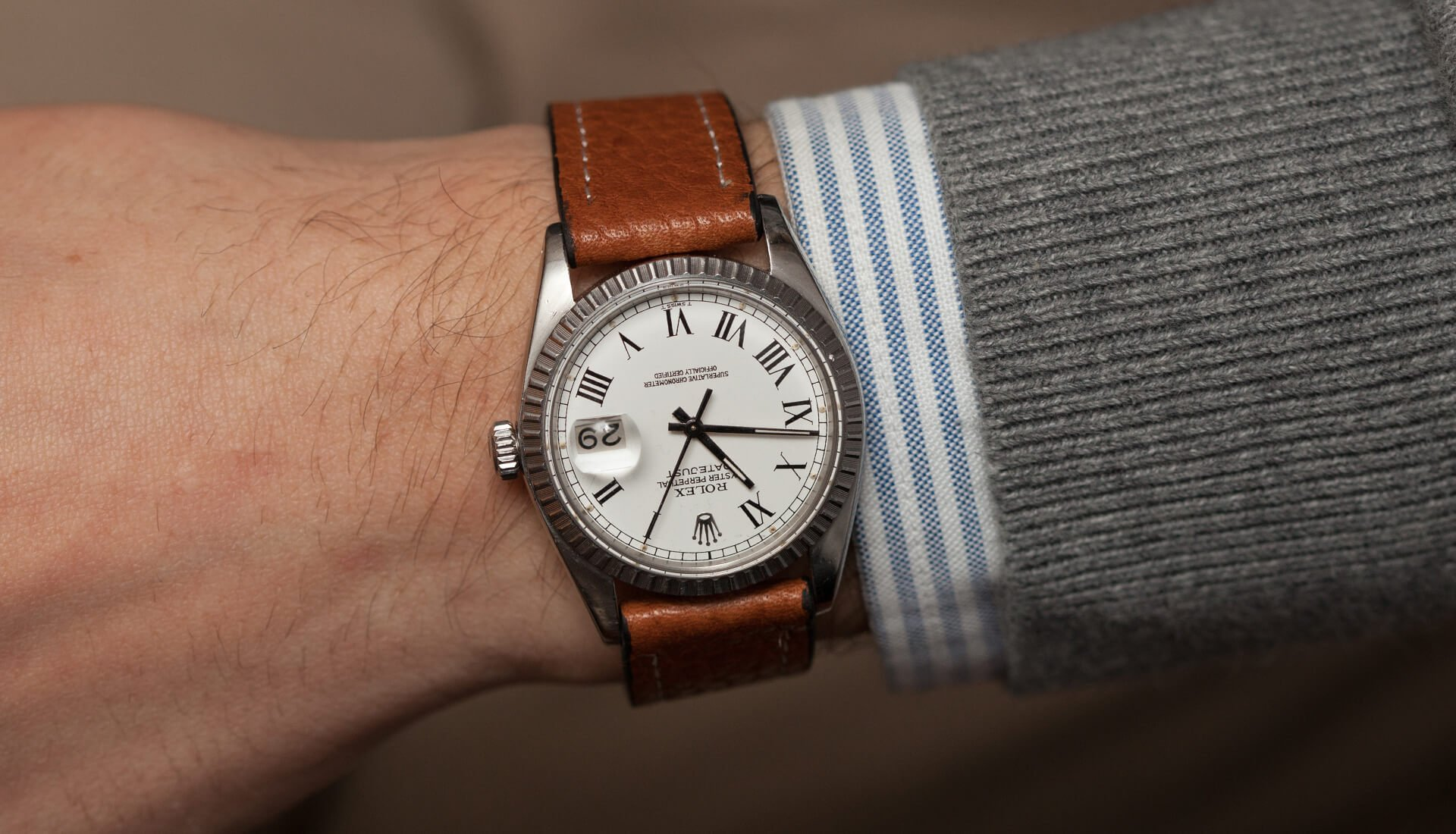 Watch 101: Is the Vintage Rolex Datejust the Perfect Watch?