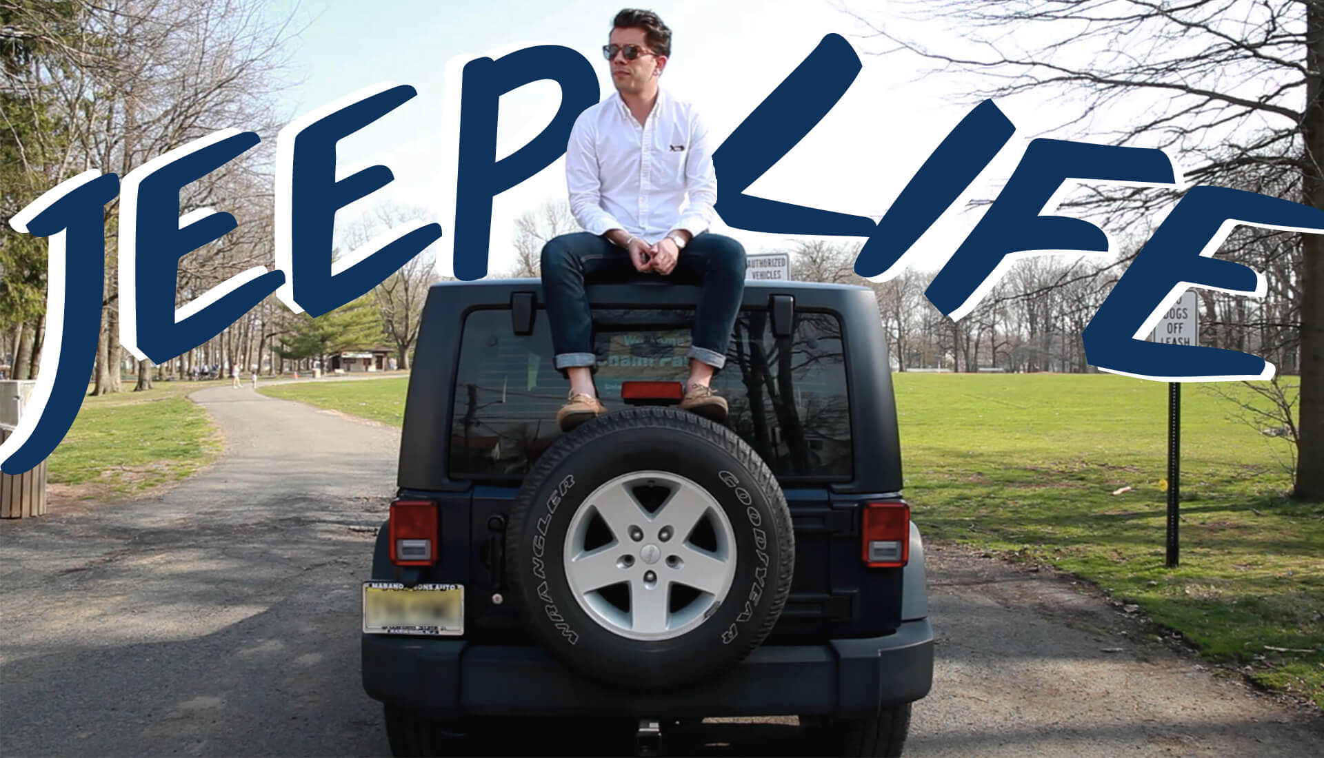 Off Topic: Why I Drive A JEEP Wrangler