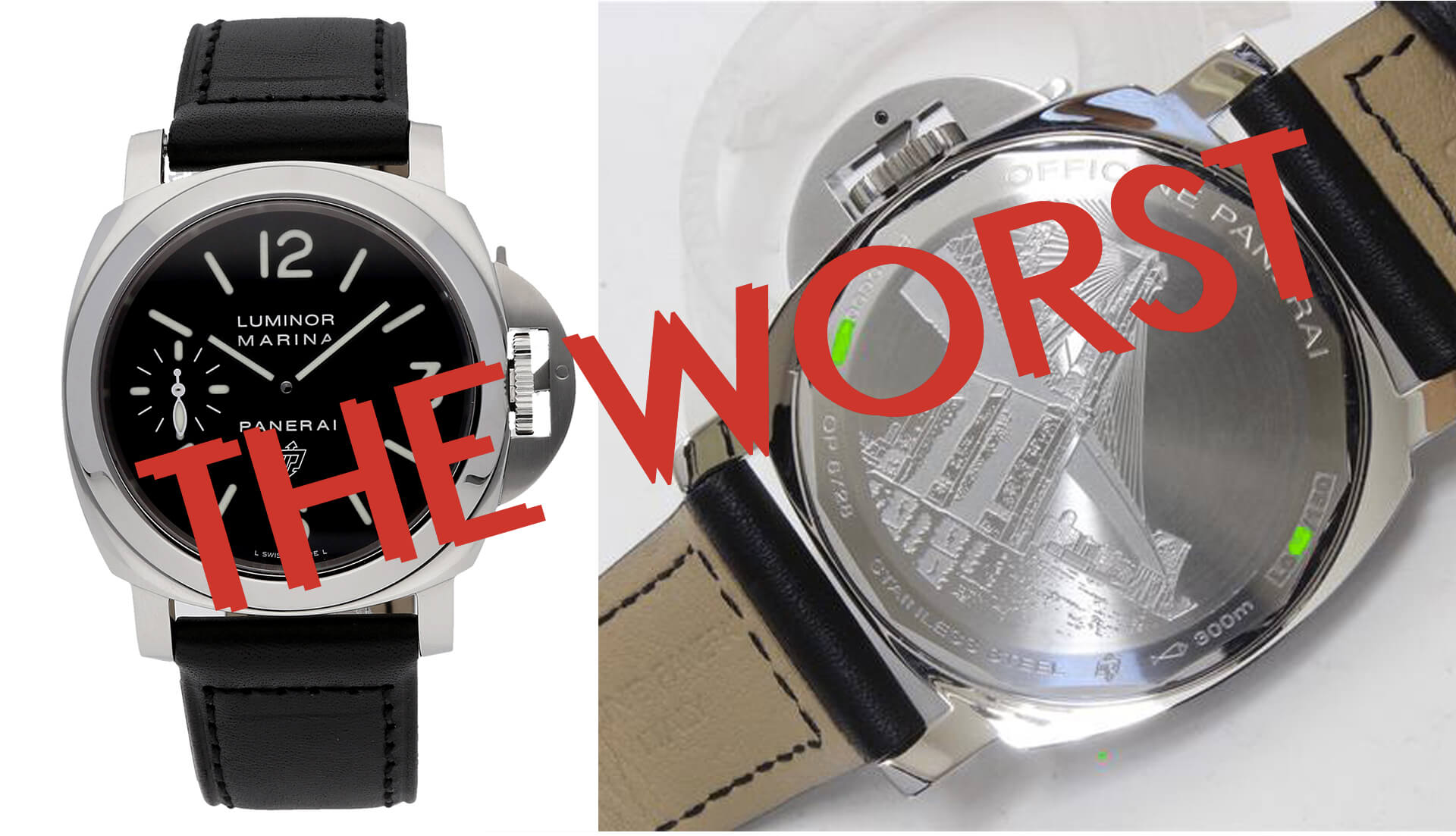 RANT&H: The WORST Panerai Ever Made