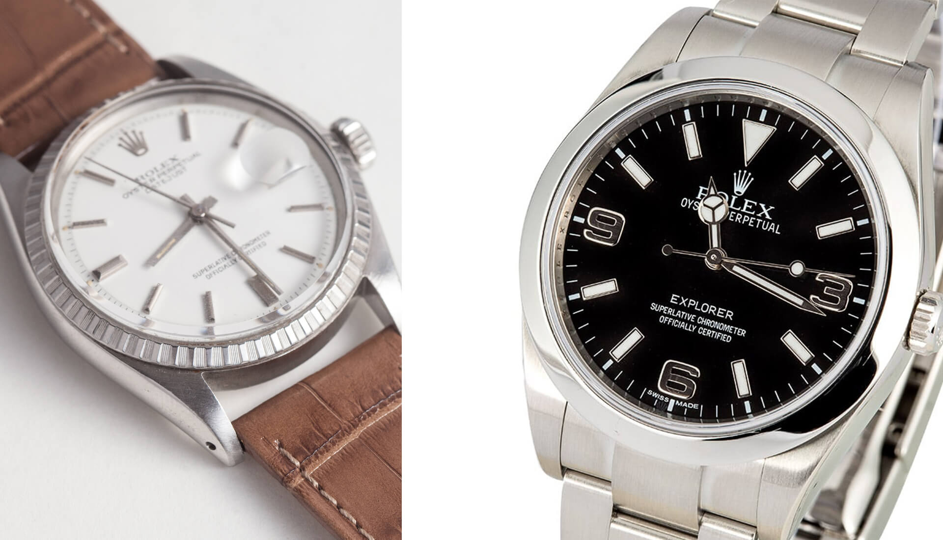 Watch 101: Only Rolex – Explorer I or Datejust?