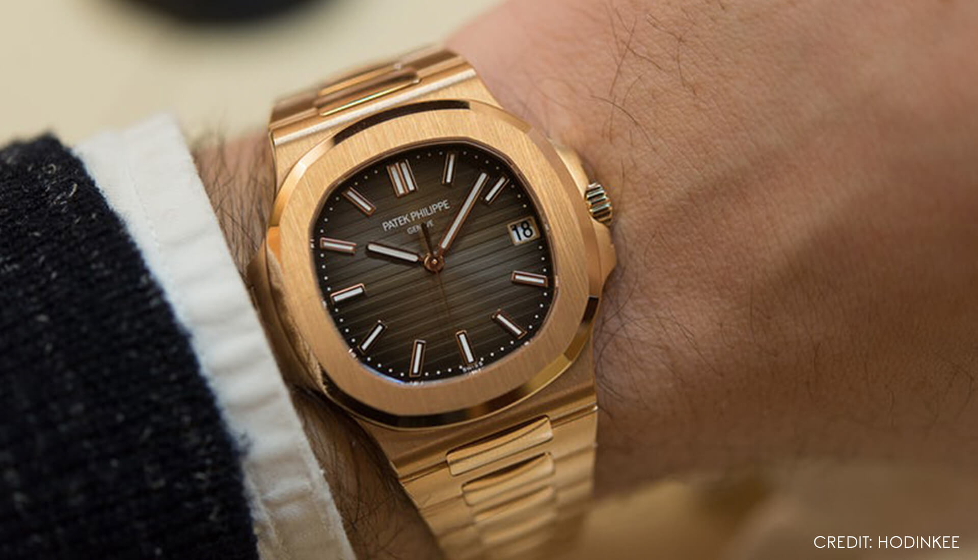 Collection Review: He Ditched A Yellow Gold Rolex Submariner for What?