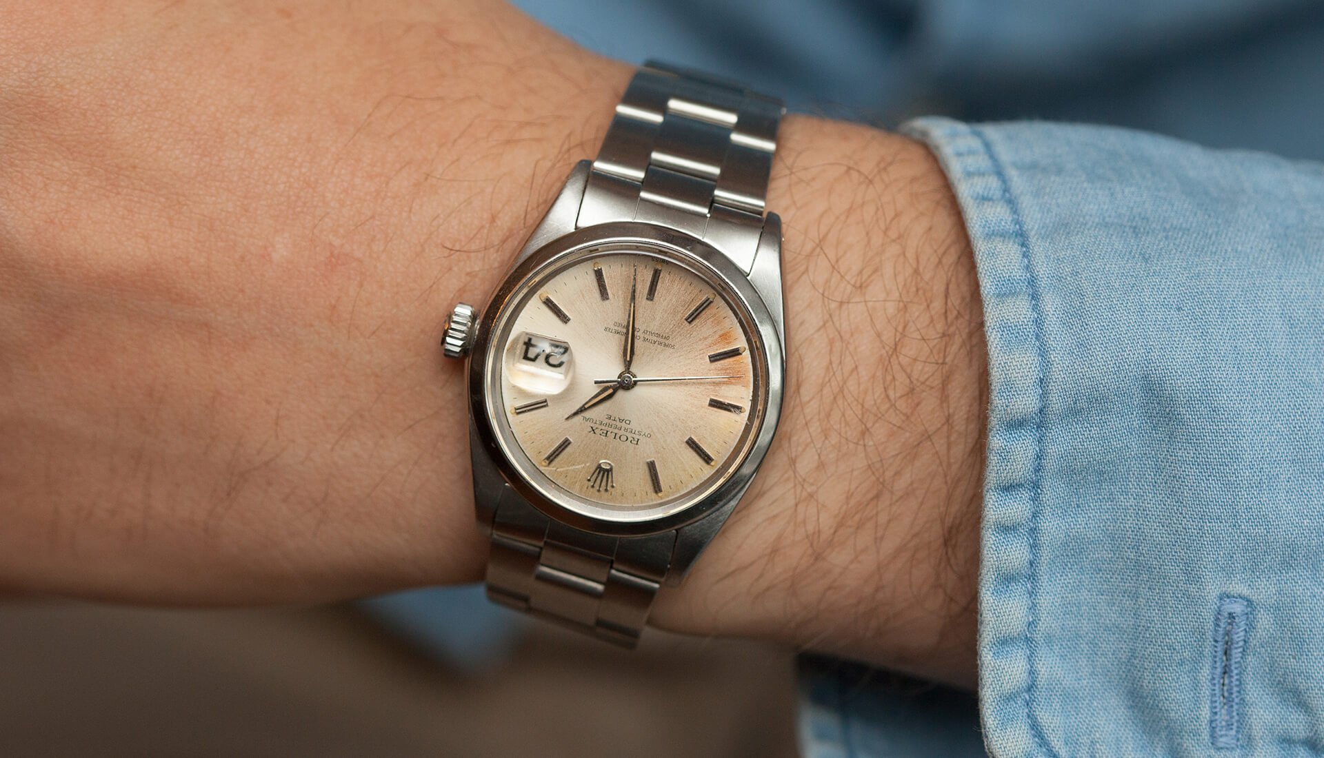 In The Metal: Vintage Rolex and Omega To Die For