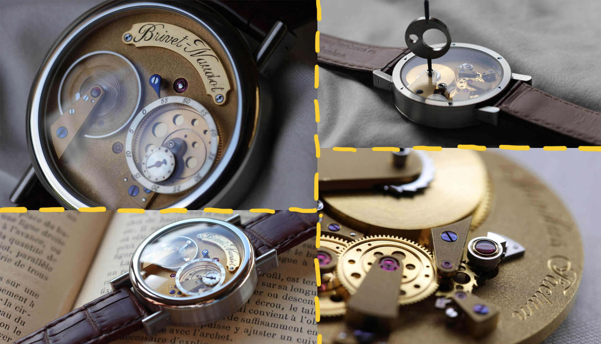 From The Press: A Young Watchmaker and His INSANE First Release