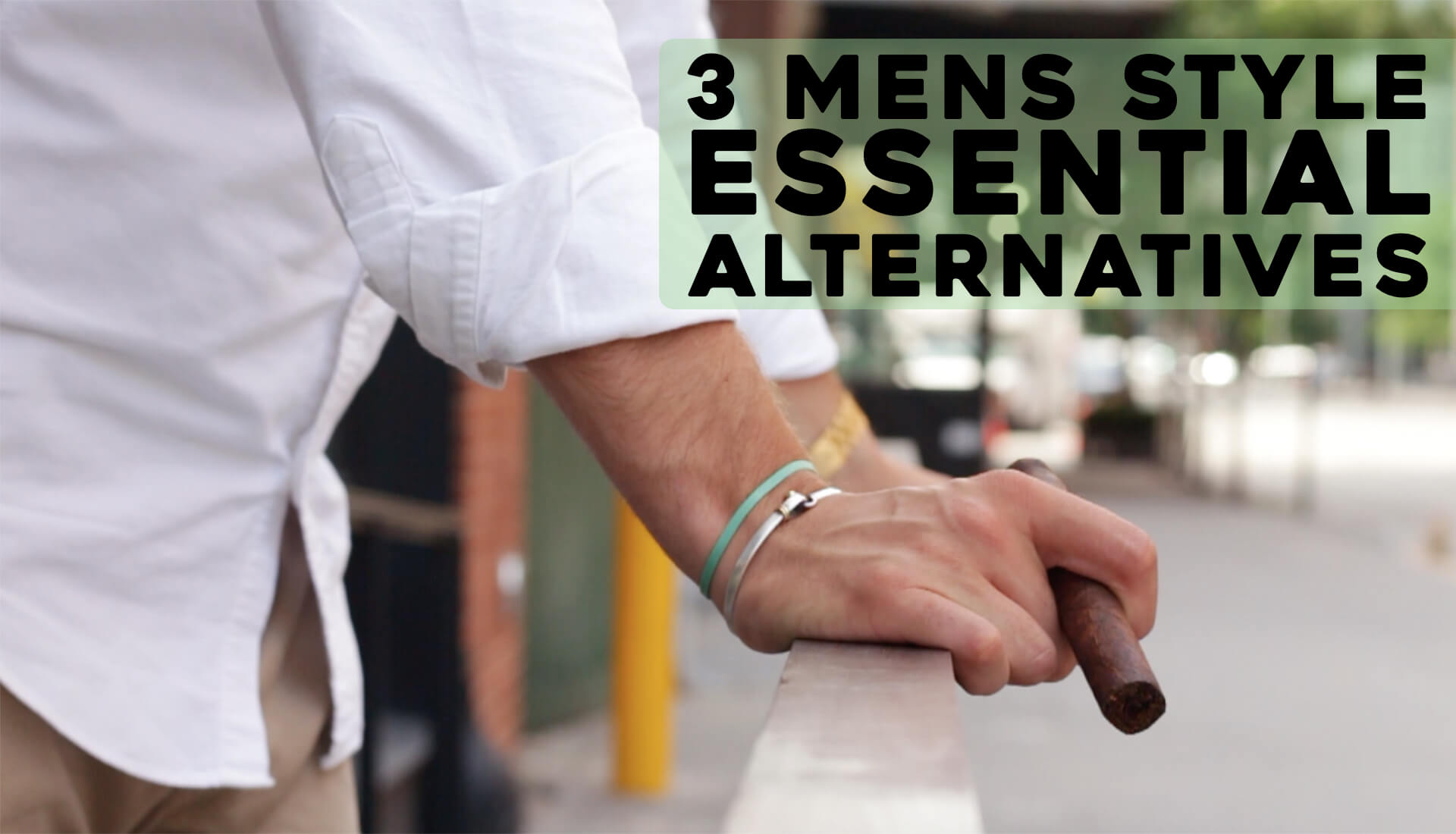 Off Topic: Top 3 Alternatives to Mens Lifestyle Essentials