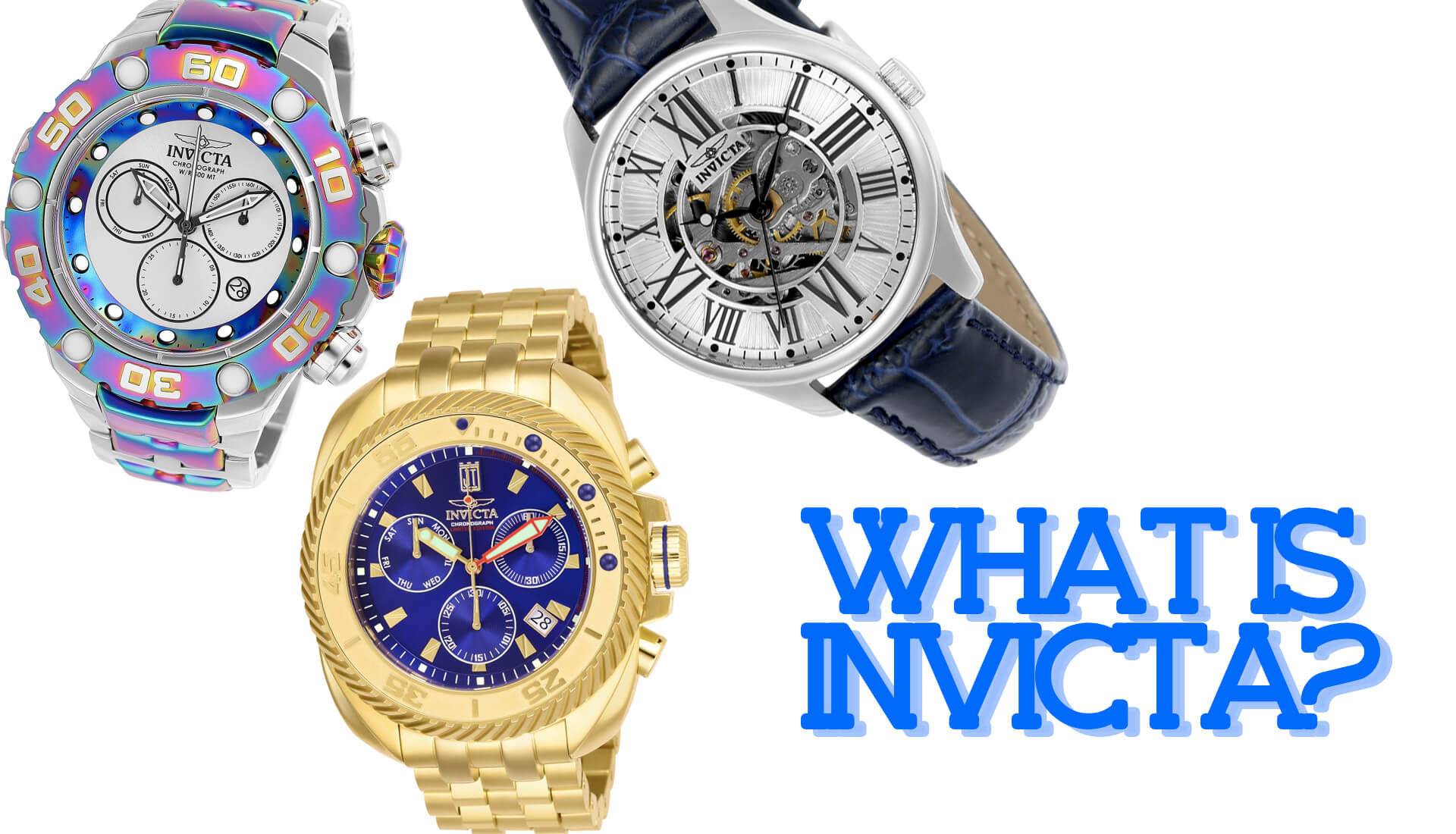 RANT&H: Watch This Before You Buy Invicta