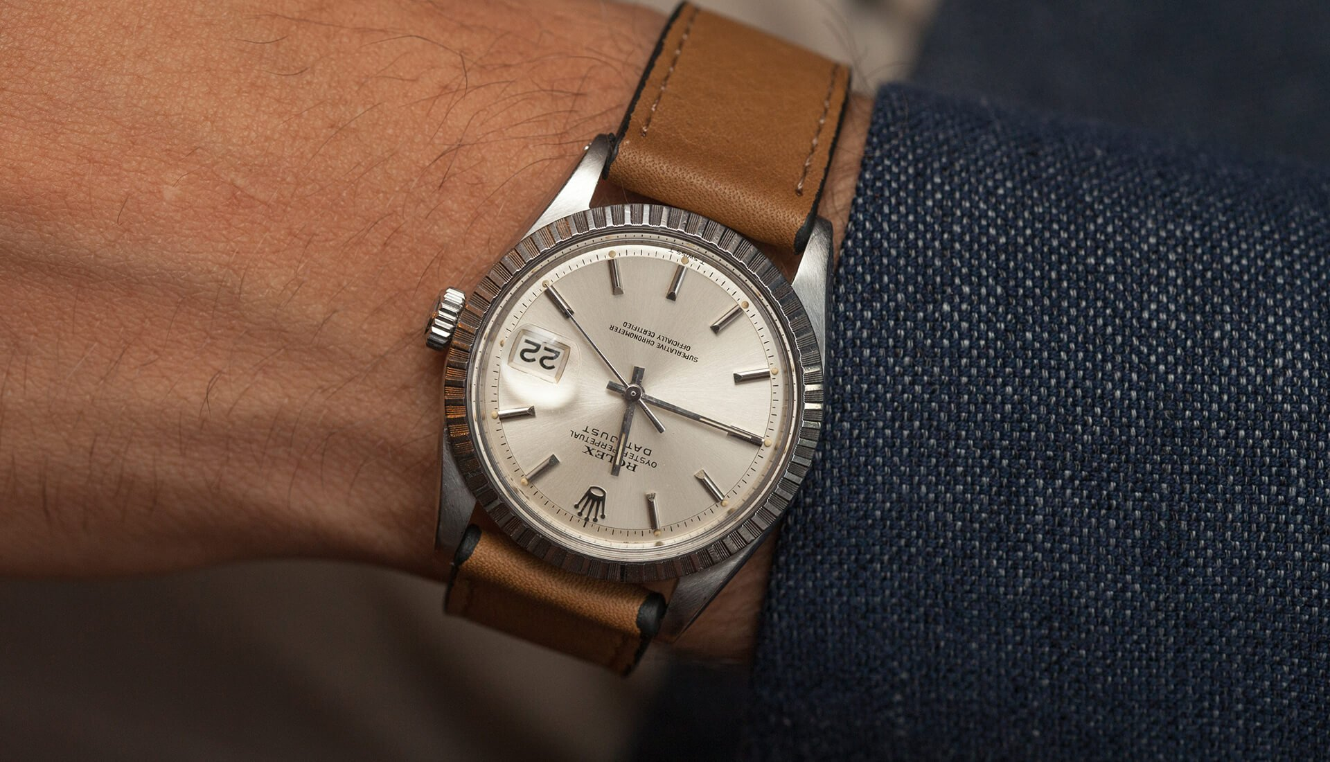 In The Metal: A ROSE GOLD Omega Seamaster, Rolex Datejust & More