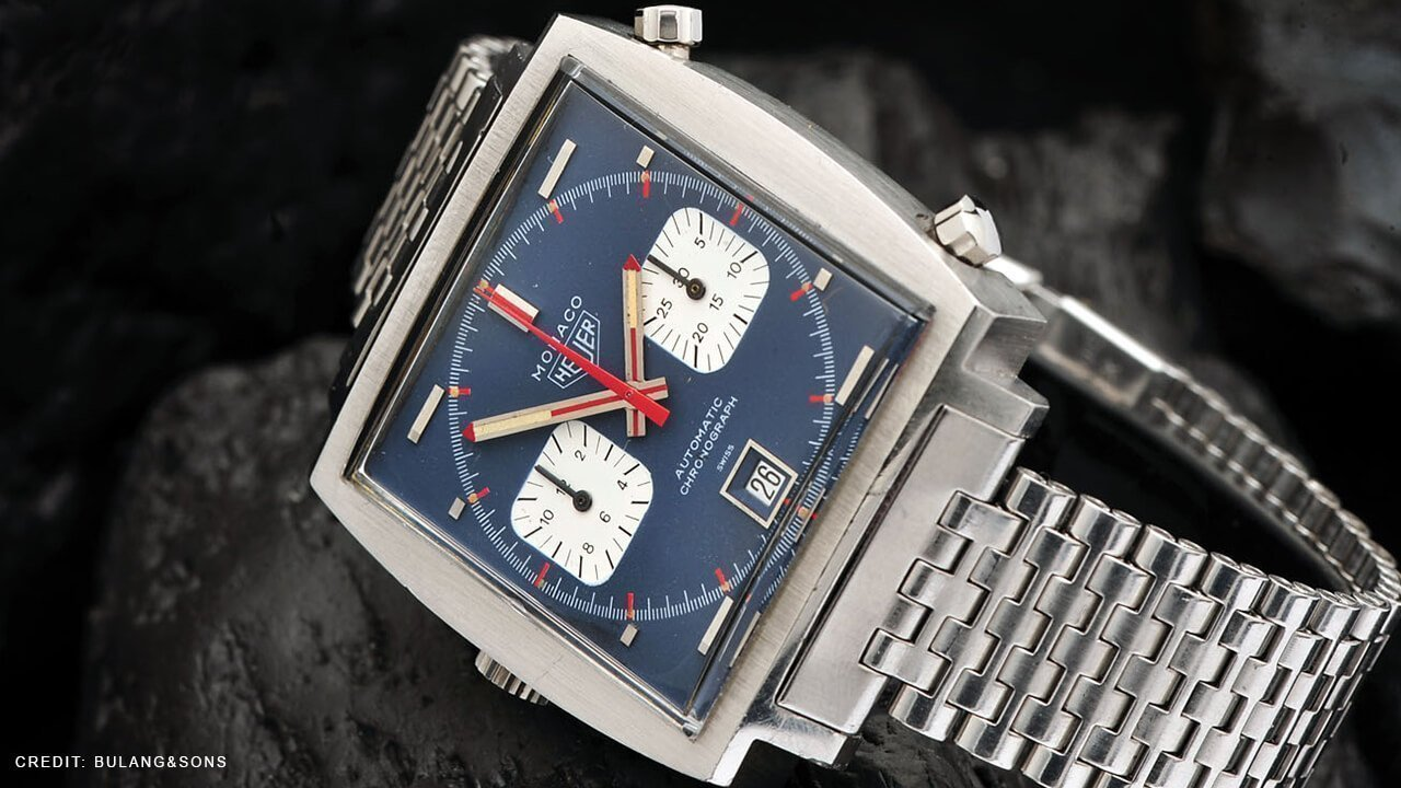 Watch 101: Four Funky Square Watches