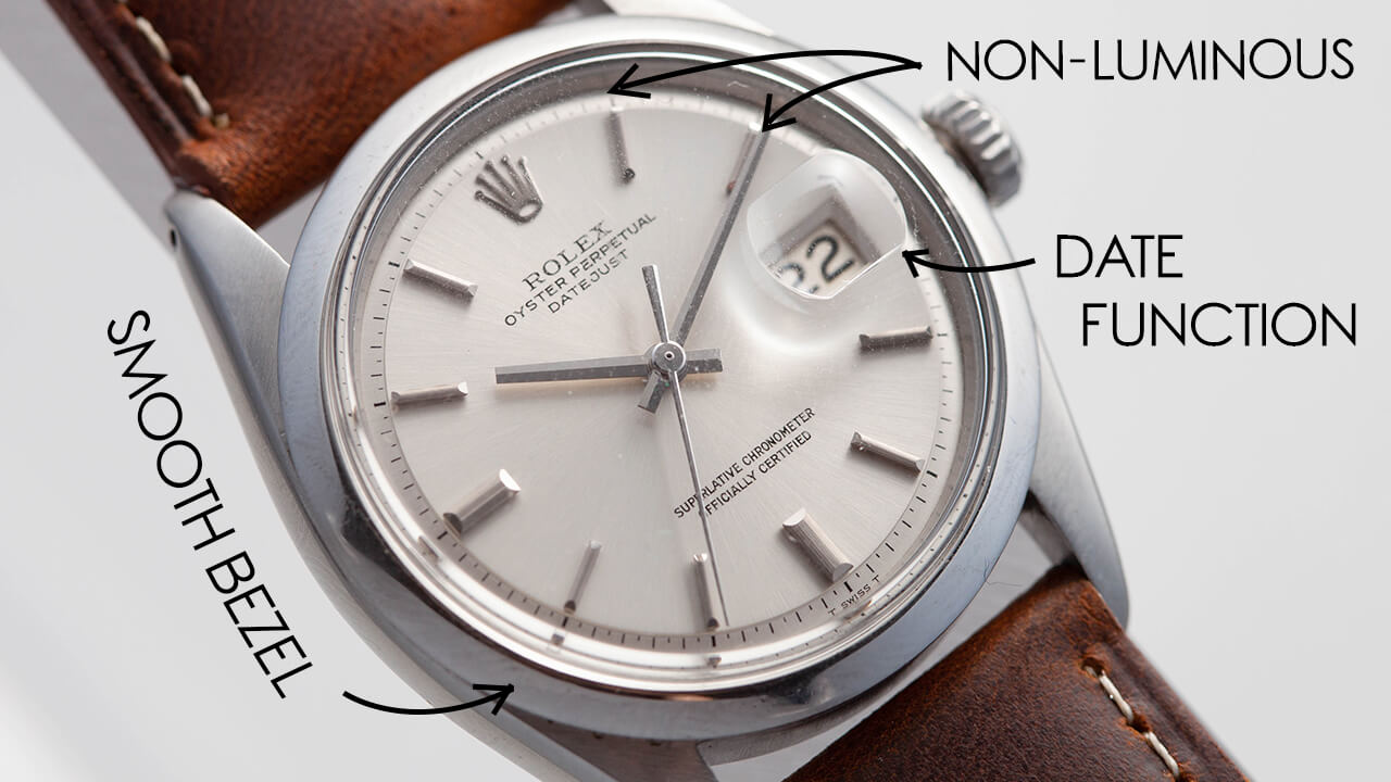 In The Metal: Smooth Bezel Rolex, a Seamaster and a Tudor Oyster!