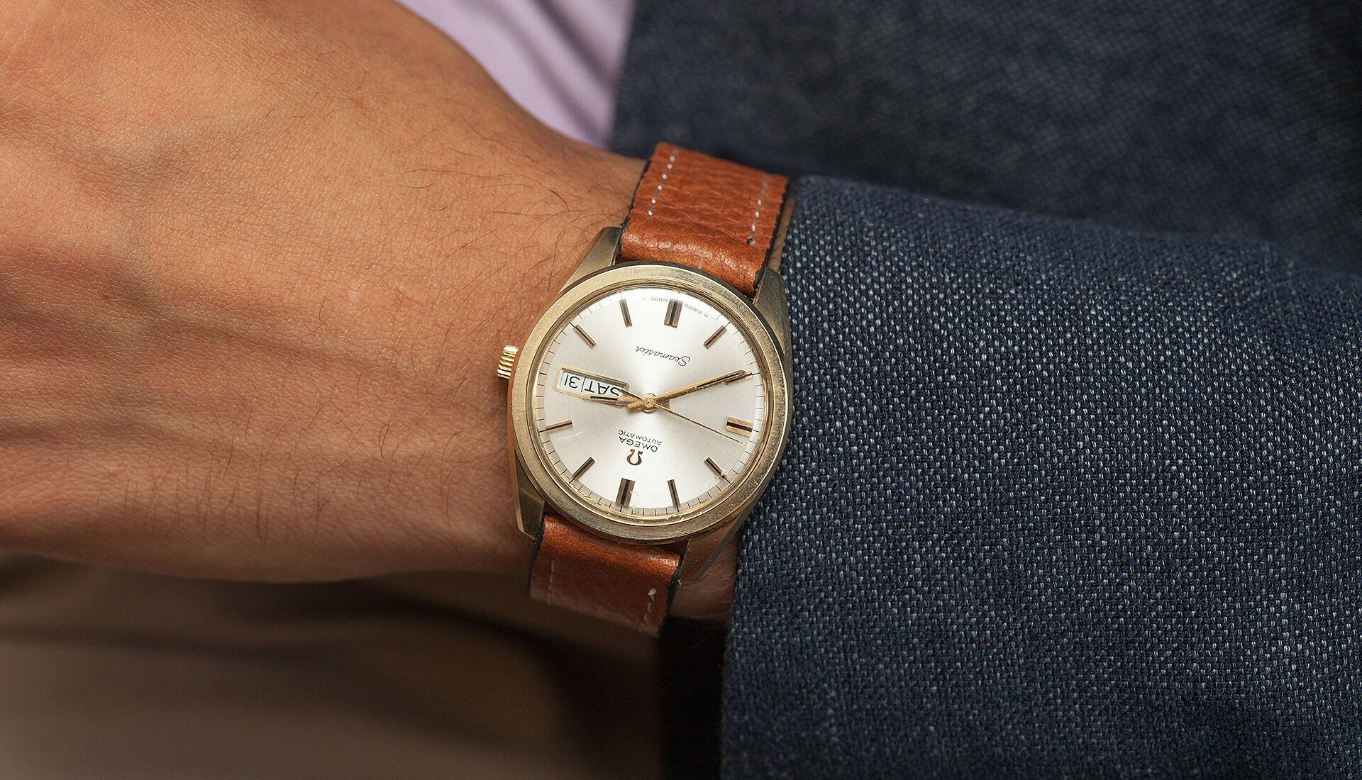 In The Metal: Picking the perfect vintage watch for your outfit