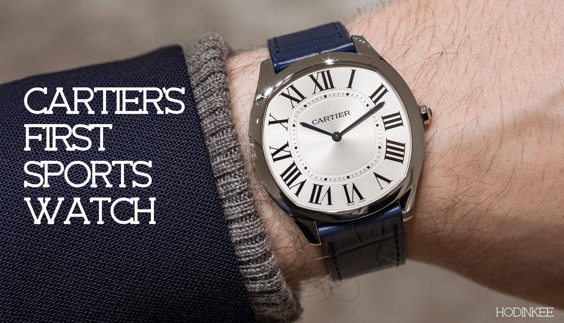 ASKTNH LIVE: Cartier's First Real Sports Watch, The Drive