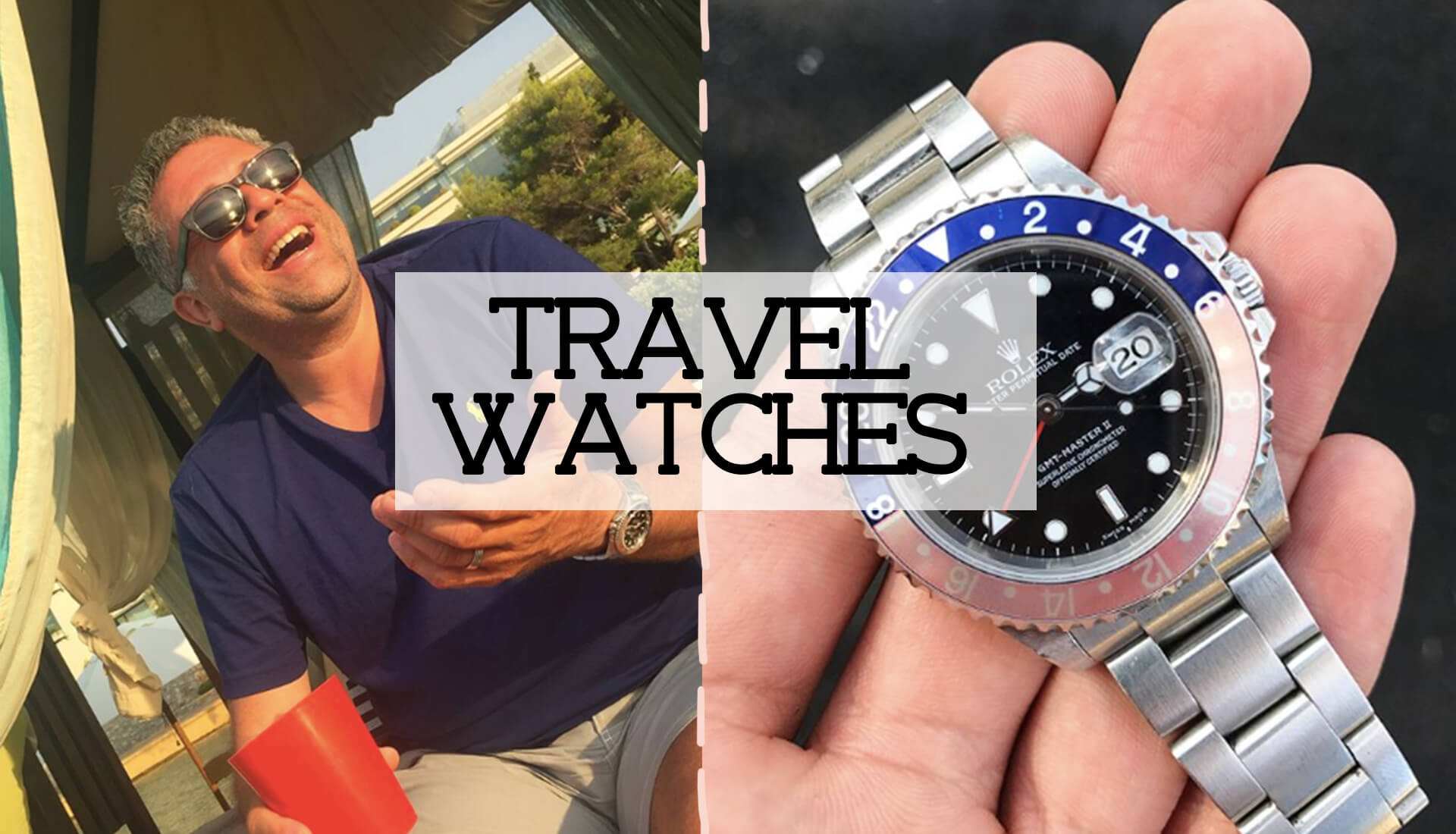 Liquor Run: Best Travel Watches