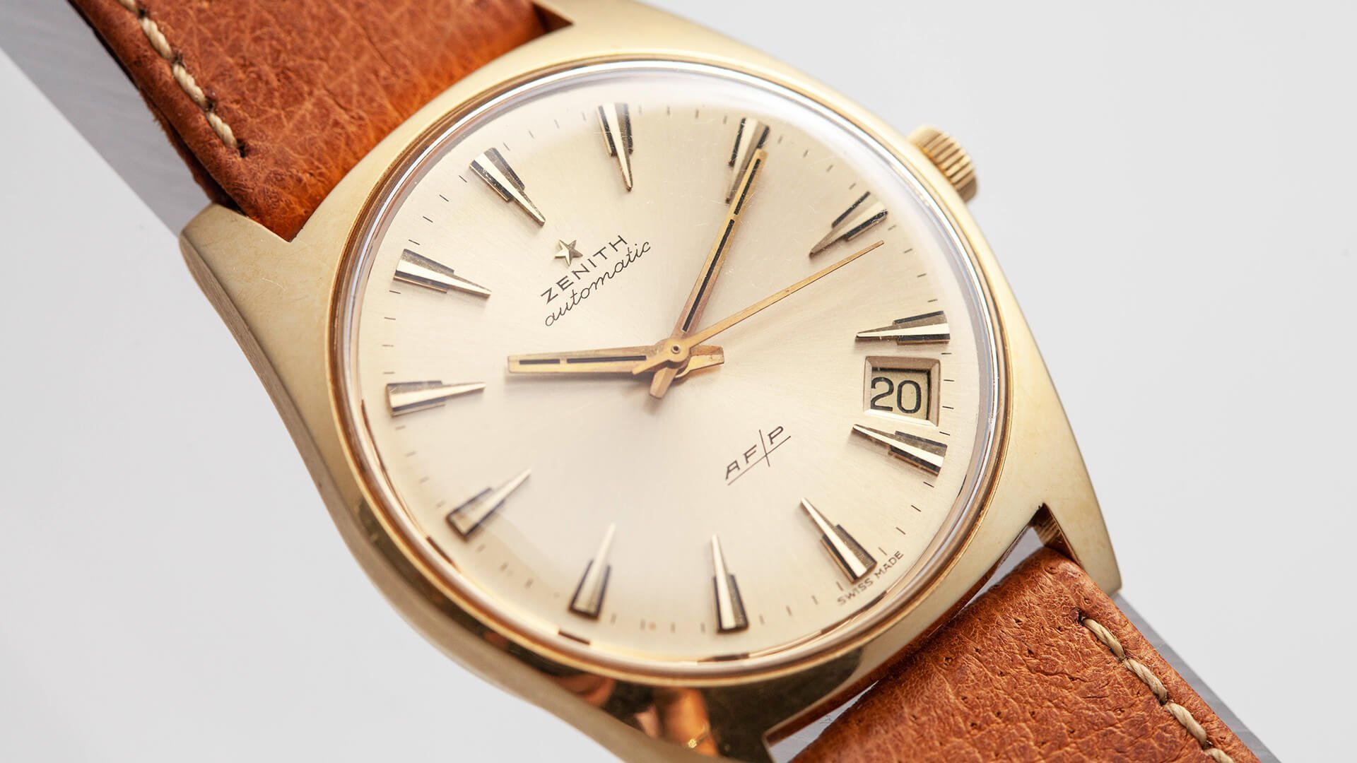 In The Metal: Vintage Watches – Zenith & Longines