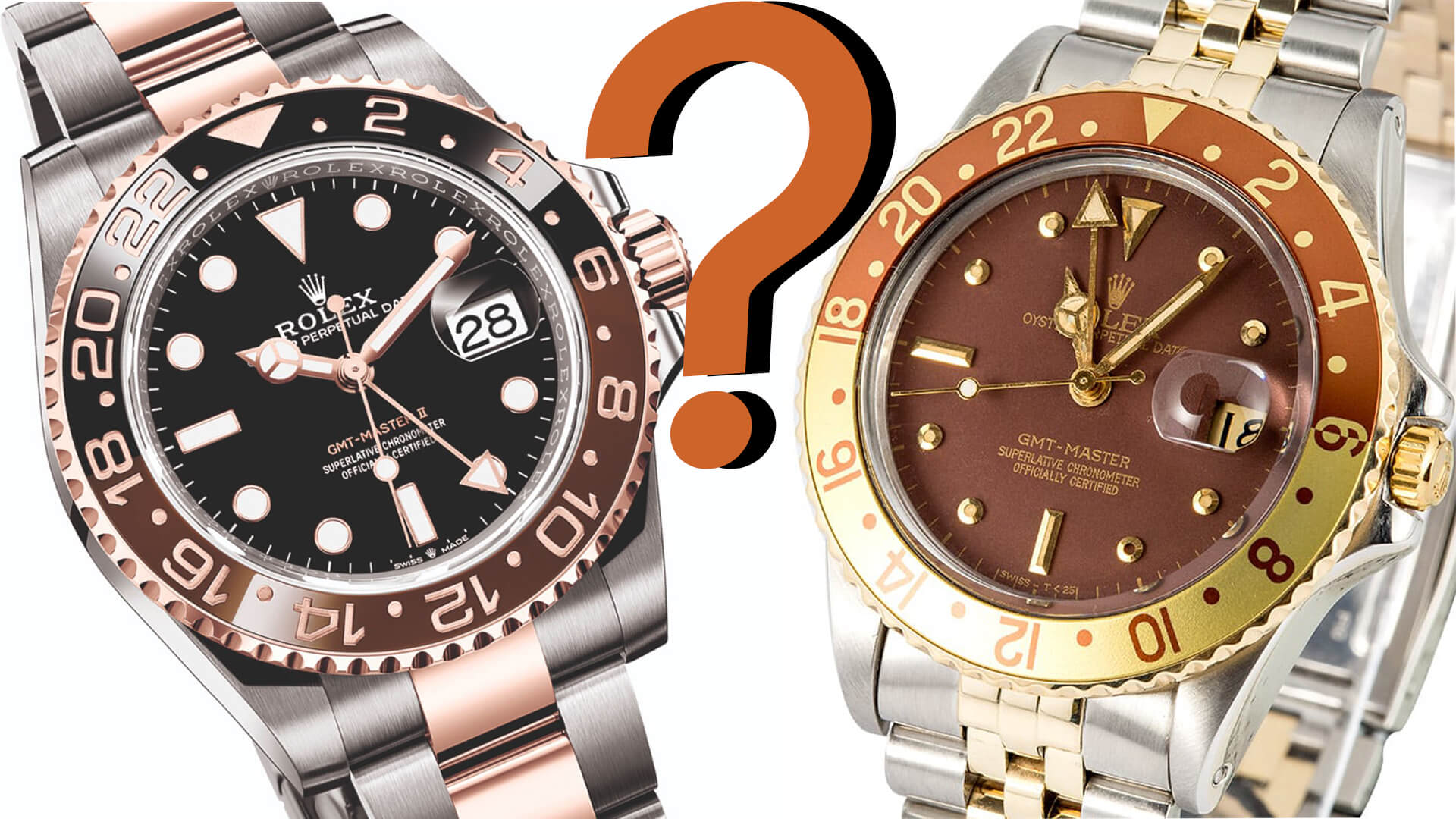 Liquor Run: Why the Modern Rolex Root Beer GMT Doesn't Measure Up To Vintage Model