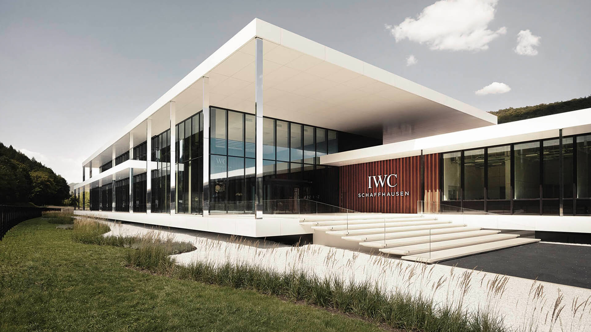 From The Press: IWC Launches a New Manufacture for Watch Movements