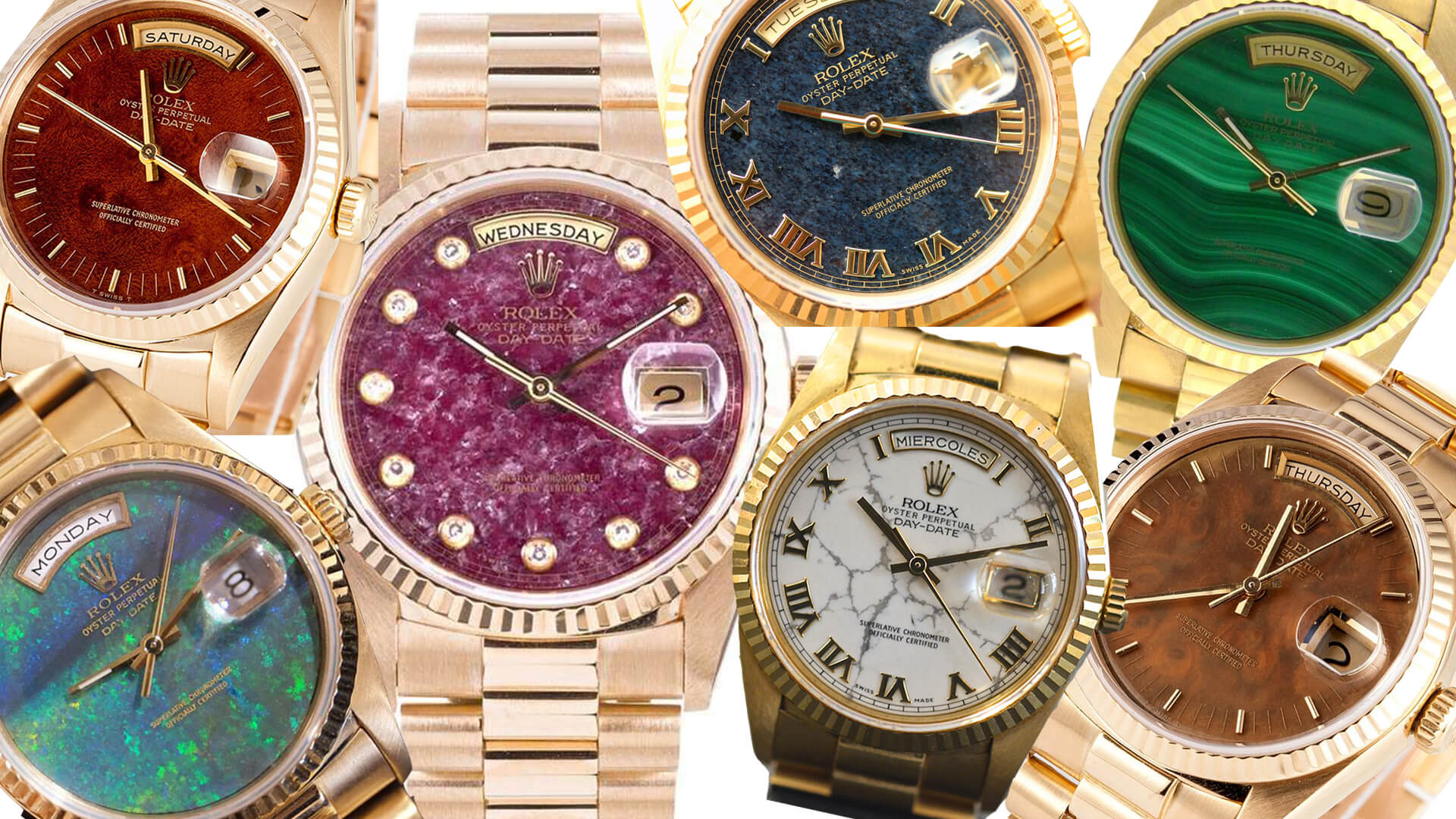 ASKTNH LIVE: Exotic Rolex Dials & Sports Watches With Rings