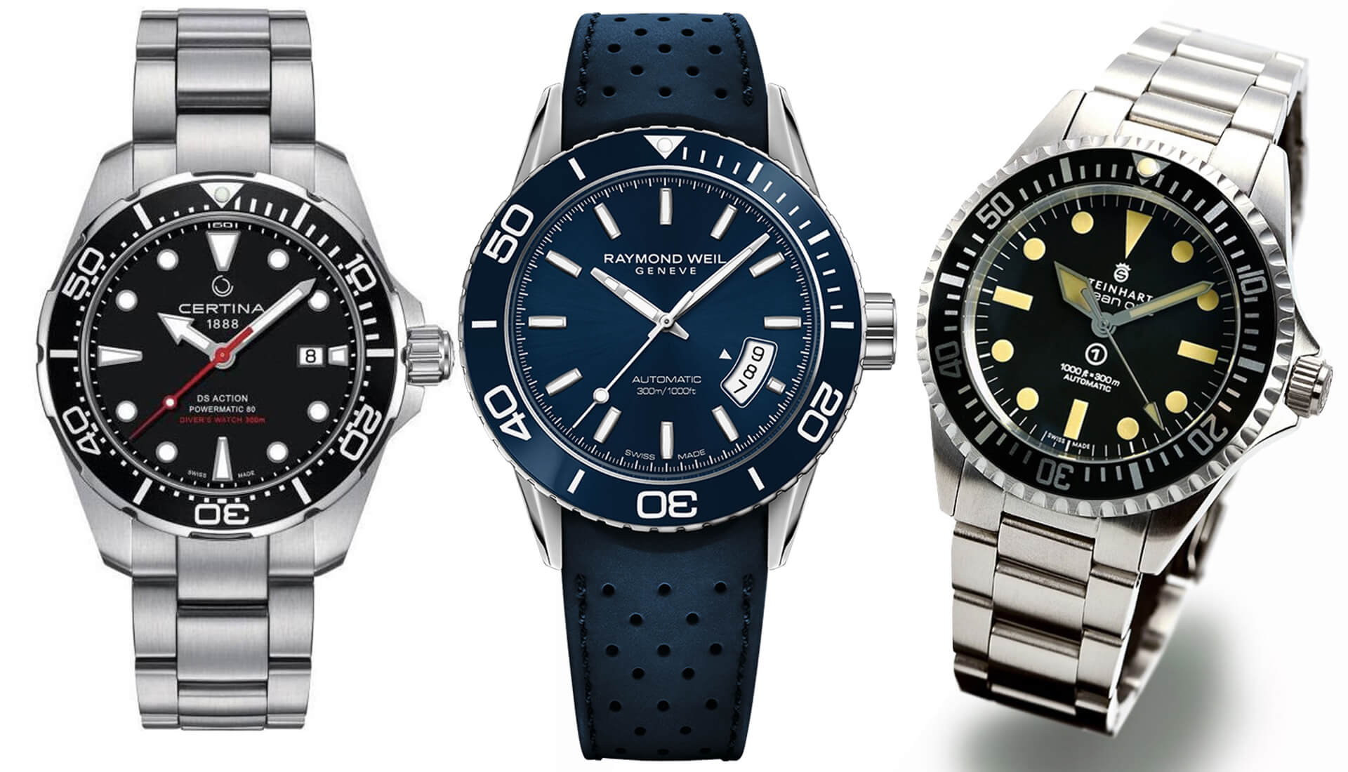 Watch 101: What Are Affordable Alternatives to the Rolex Submariner?