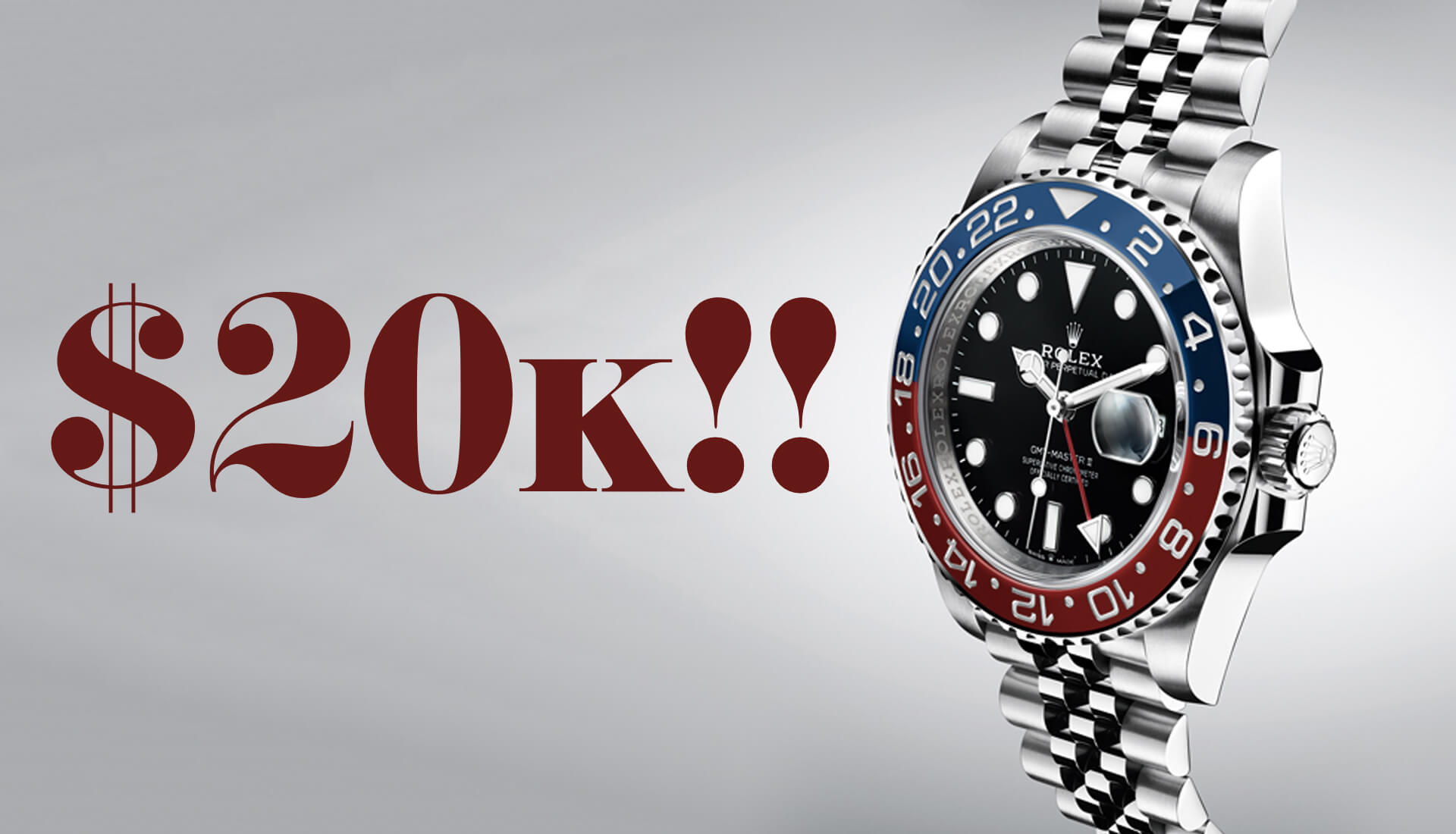 ASKTNH LIVE: Is the ROLEX GMT Pepsi Really Worth $20k?
