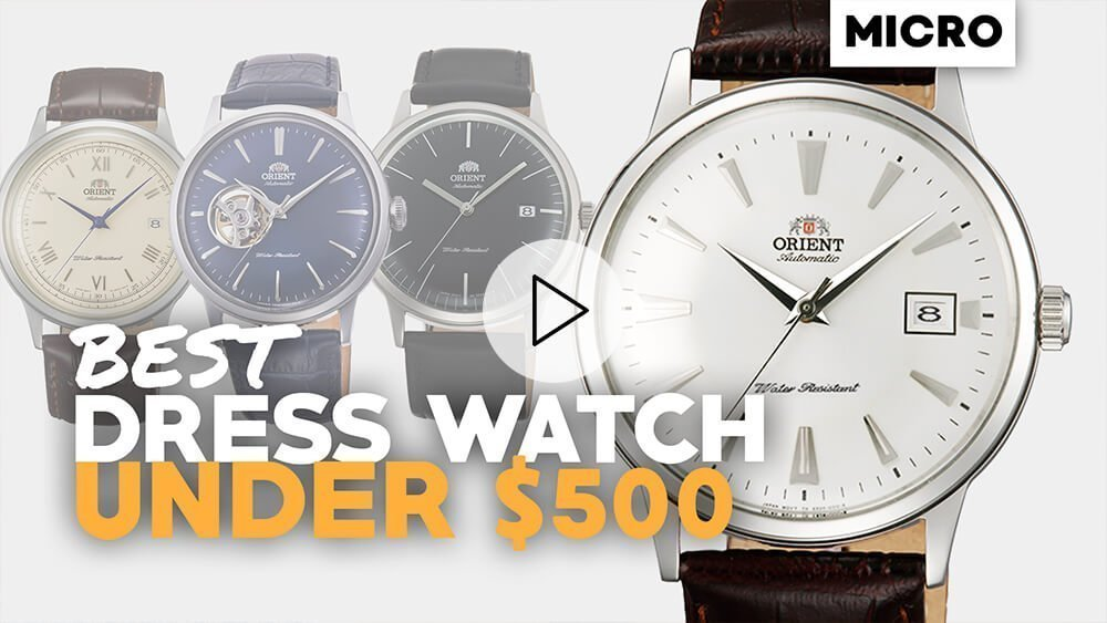 Best Entry-Level Dress Watch Under $500: Orient Bambino Full Collection Review