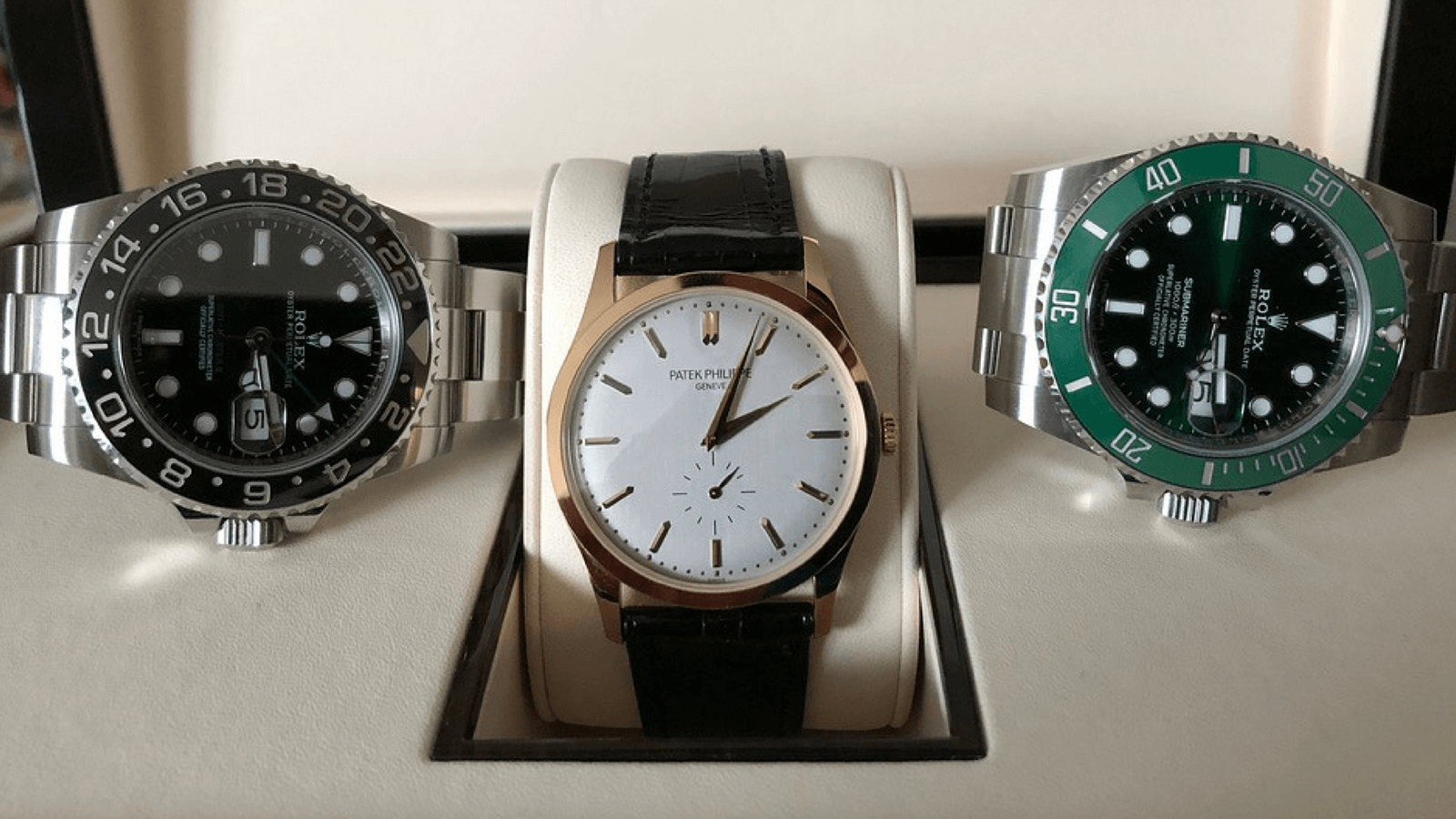 Collection Review: Two INCREDIBLE Rolexes and a Patek Philippe