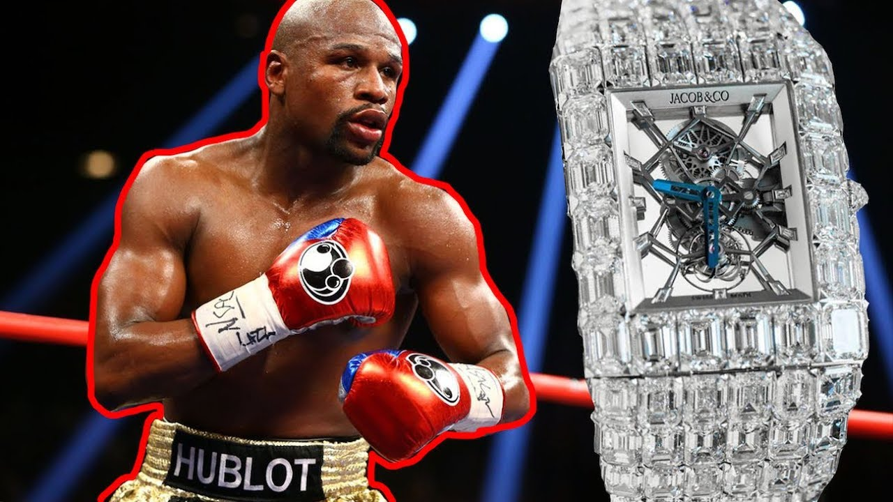 Collection Review: Floyd Mayweather's 18 MILLION Dollar Watch