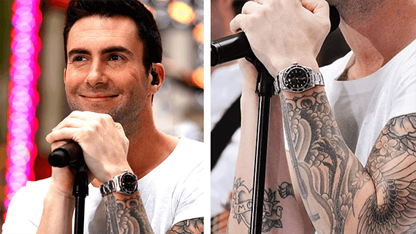 Collection Review: Reviewing Adam Levine's ROLEX Collection