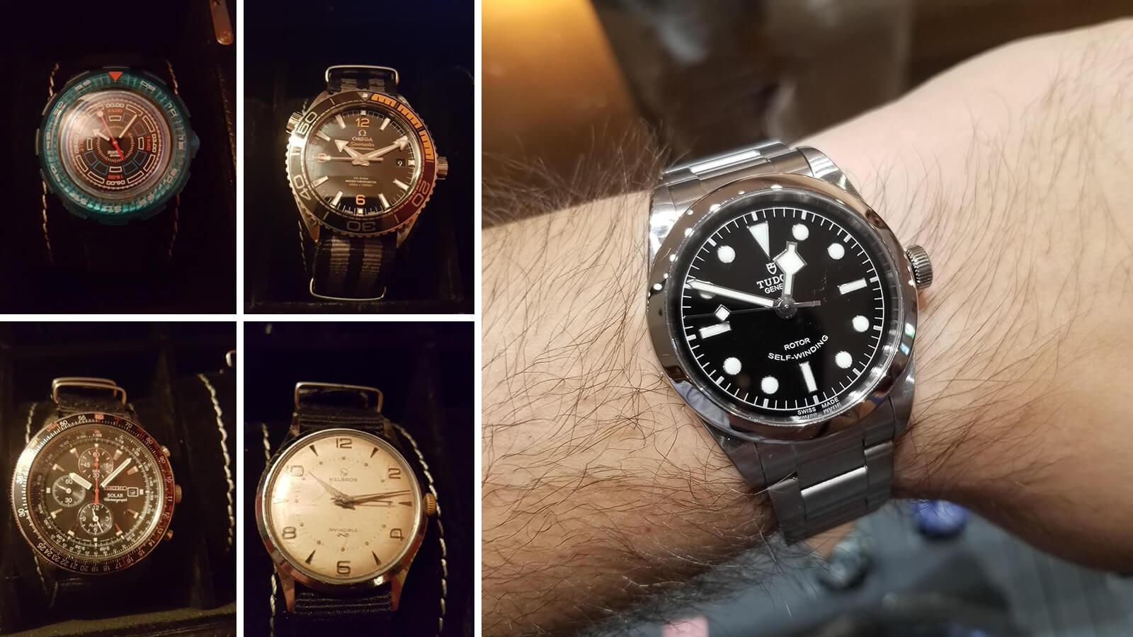 Collection Review: Reviewing the Mature Collection of a 15 Year Old Watch Geek