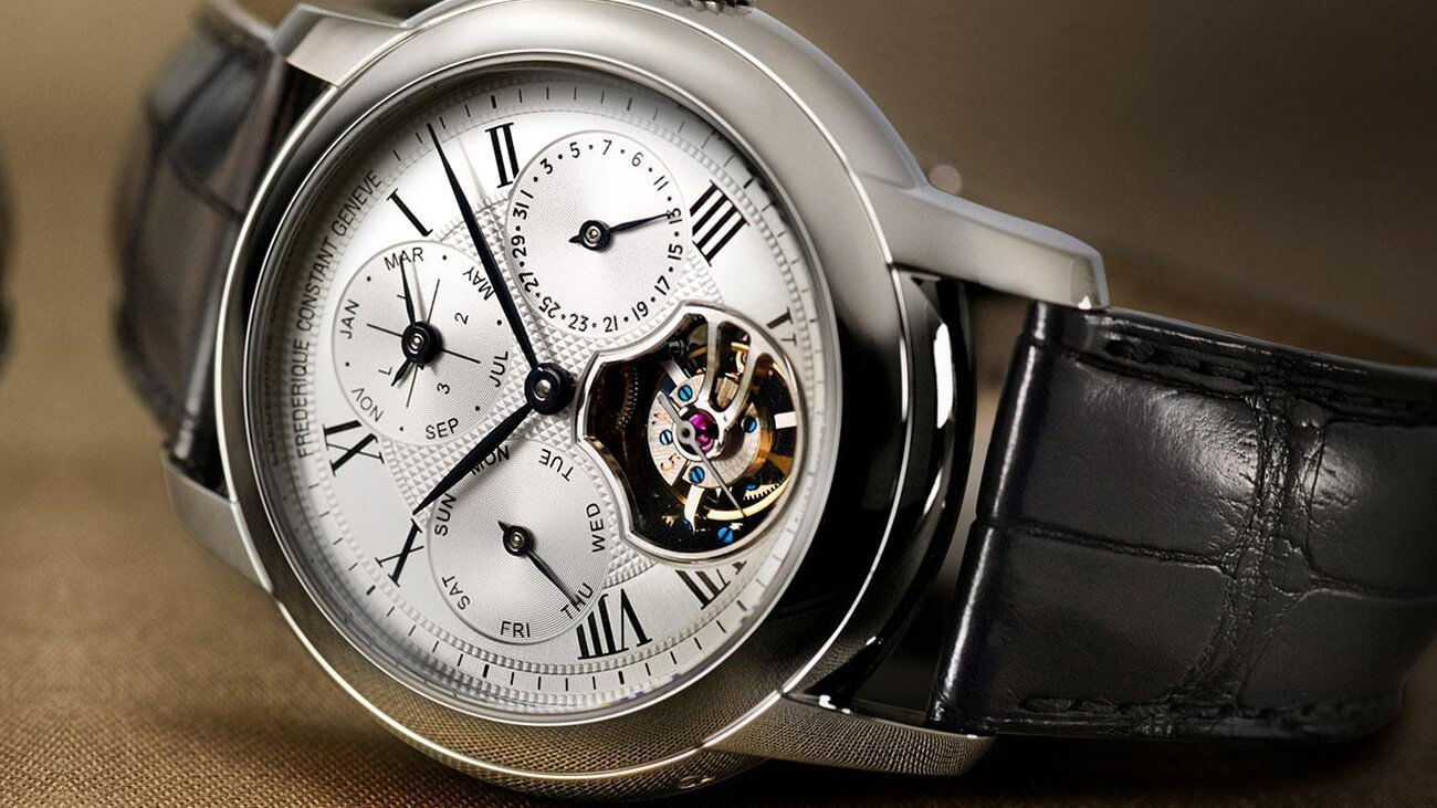From The Press: Frederique Constant Treads New Ground With Their 30th Anniversary Present to Themselves