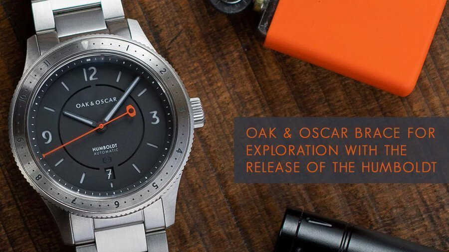 From The Press: Oak & Oscar Brace For Exploration With The Release Of The Humboldt
