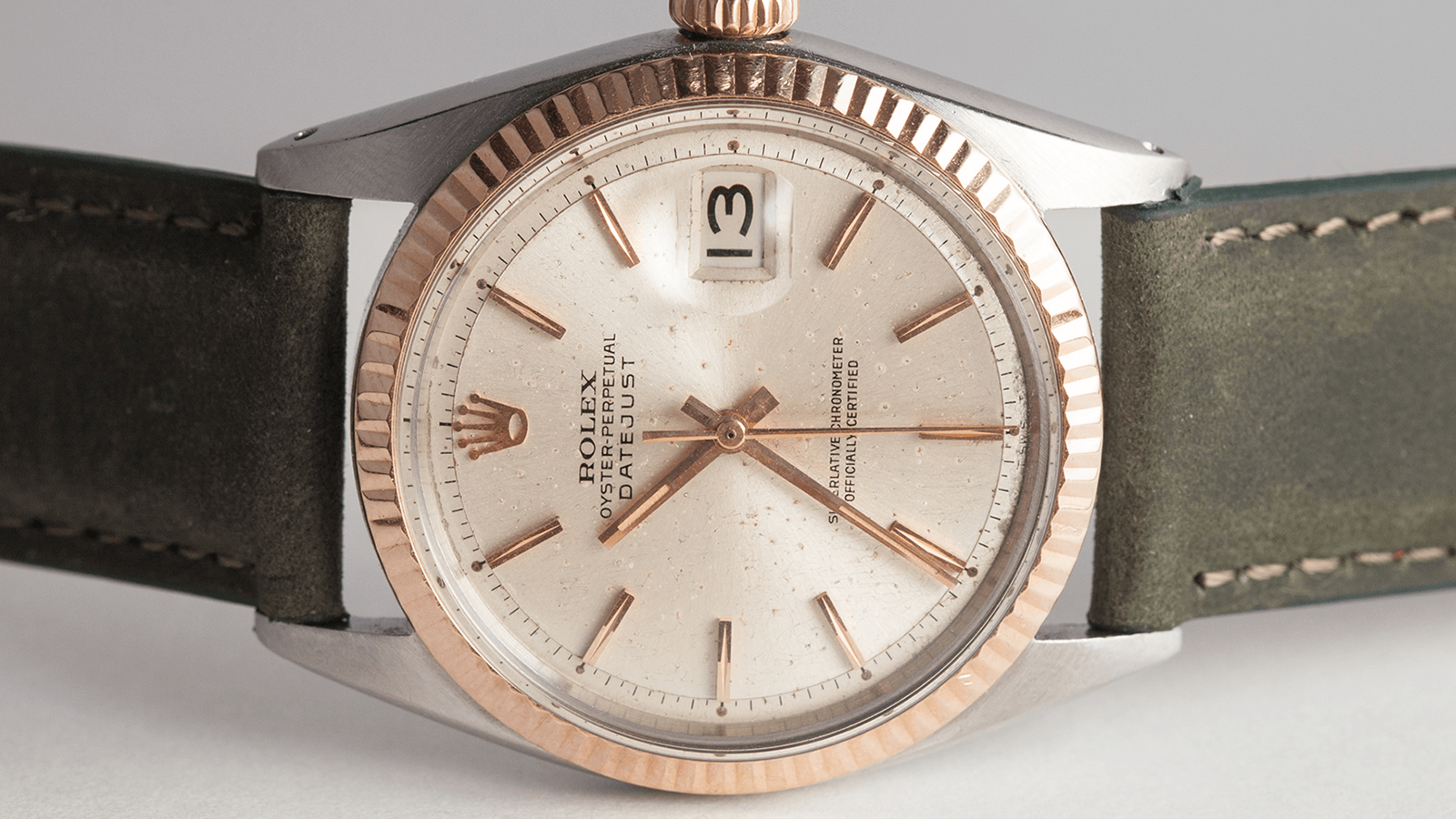 In The Metal: A Pink Gold Two-Tone Datejust, Vacheron Constantin & More