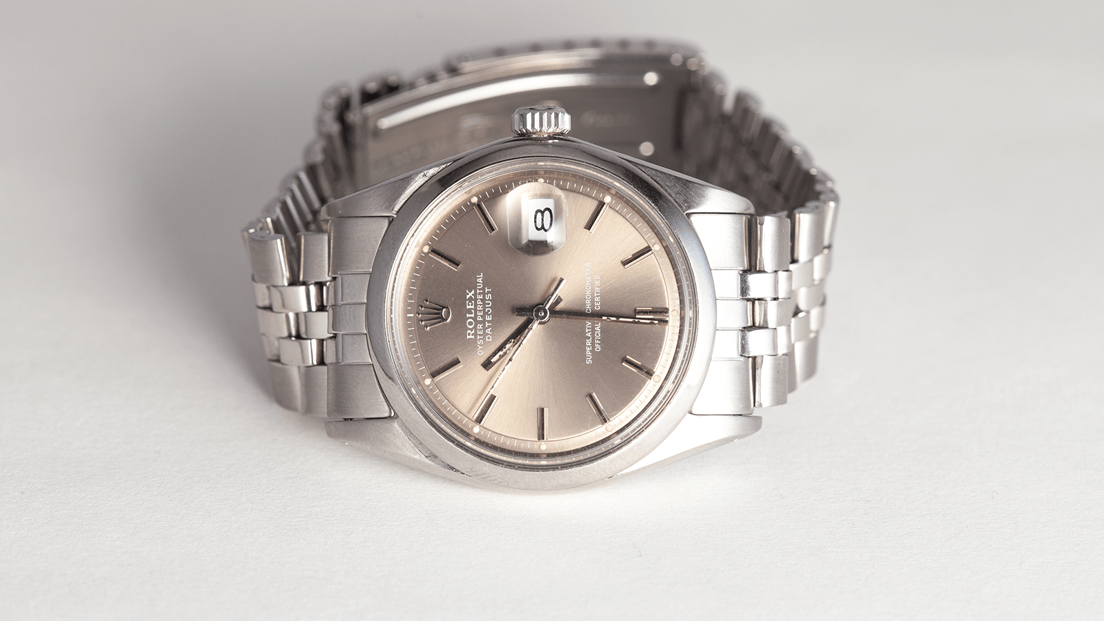 In The Metal: Gilt Dial Air King, Rose Seamaster & Ultra Rare Datejust