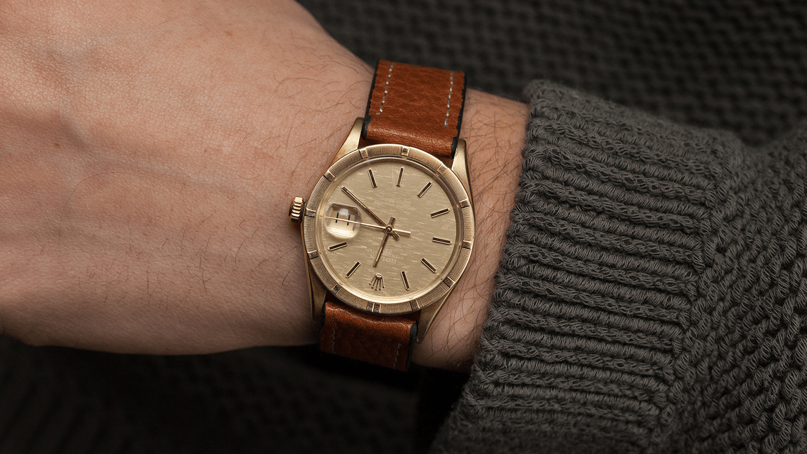 In The Metal: A Rolex Oyster Perpetual Date, Tudor Date+Day, & A Sporty Yema