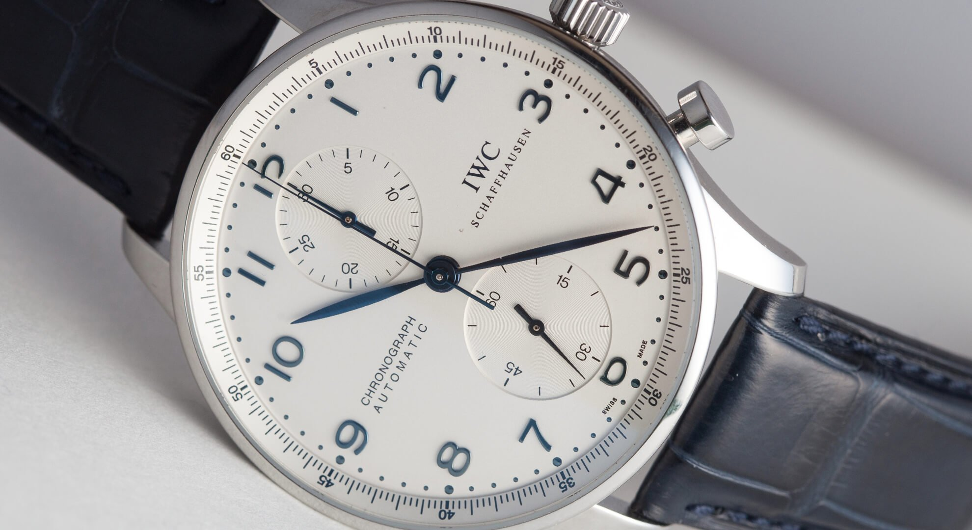 In The Metal: Christian's Personal Longines, IWC Portuguese, & A Rolex Date