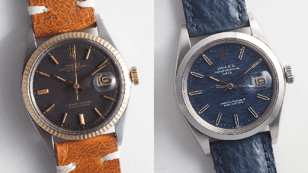 In The Metal: Rolex Datejusts, a Universal Geneve Polerouter, & Federico's Omega Chronostop