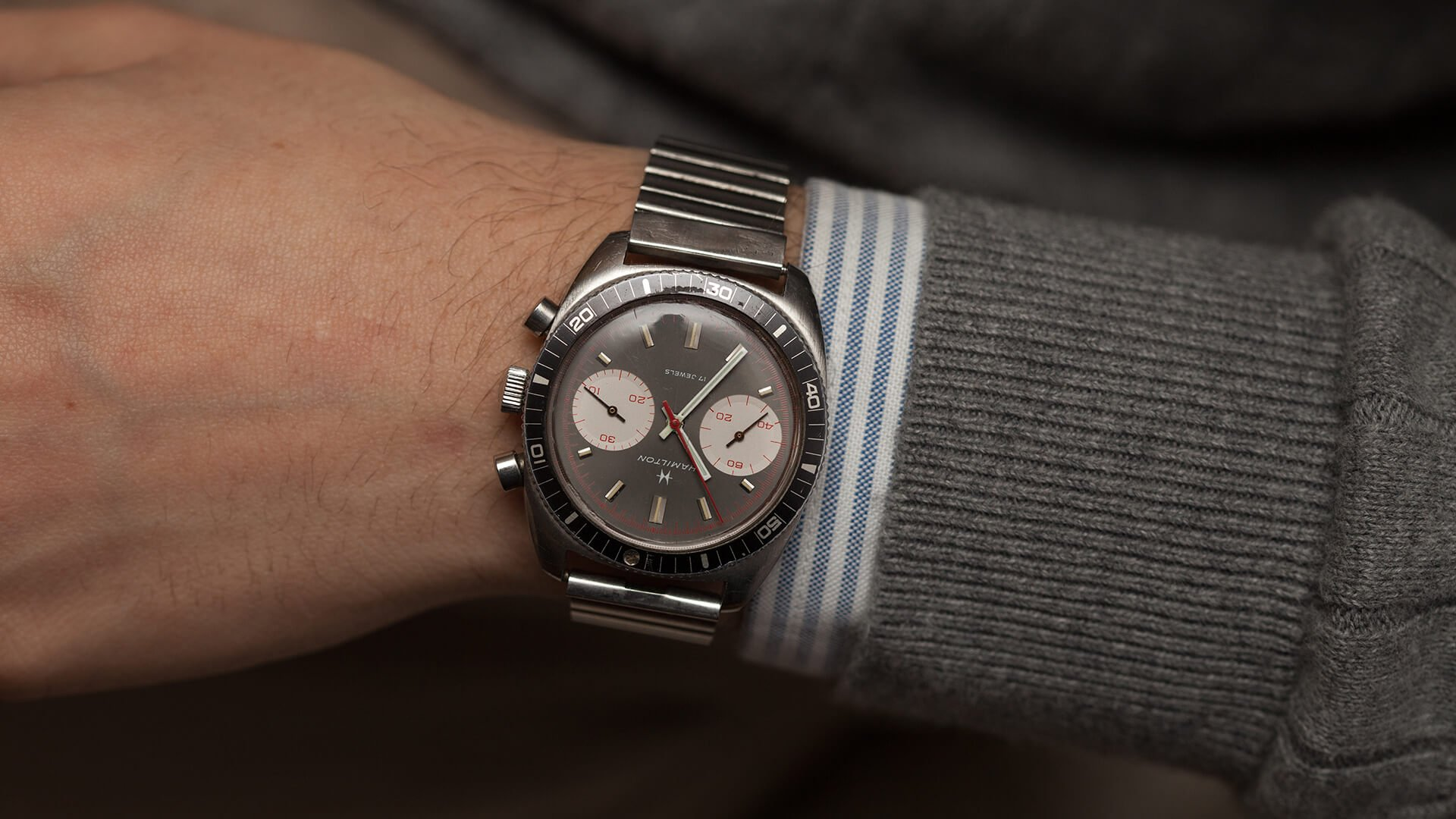 "Lug2Lug: The Most Approachable Omega Speedmaster & A Hamilton ""Big Eye"""