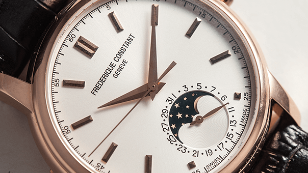 Lug2Lug: HANDS On W/ Frederique Constant Classic Moonphase