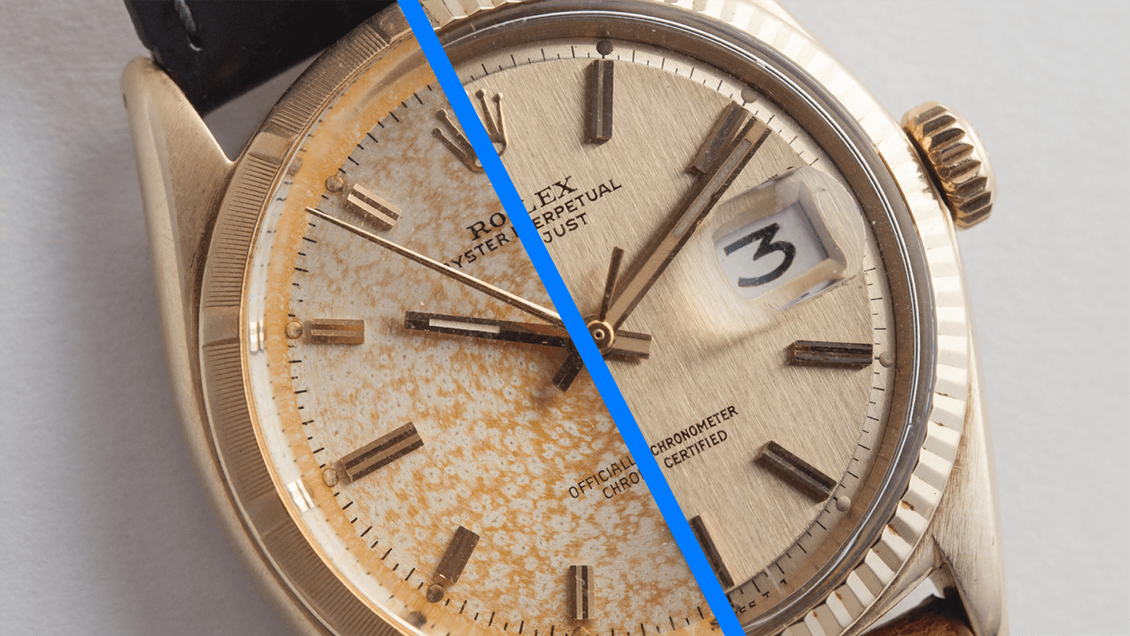 Lug2Lug: Two of the Best Gold Rolexes