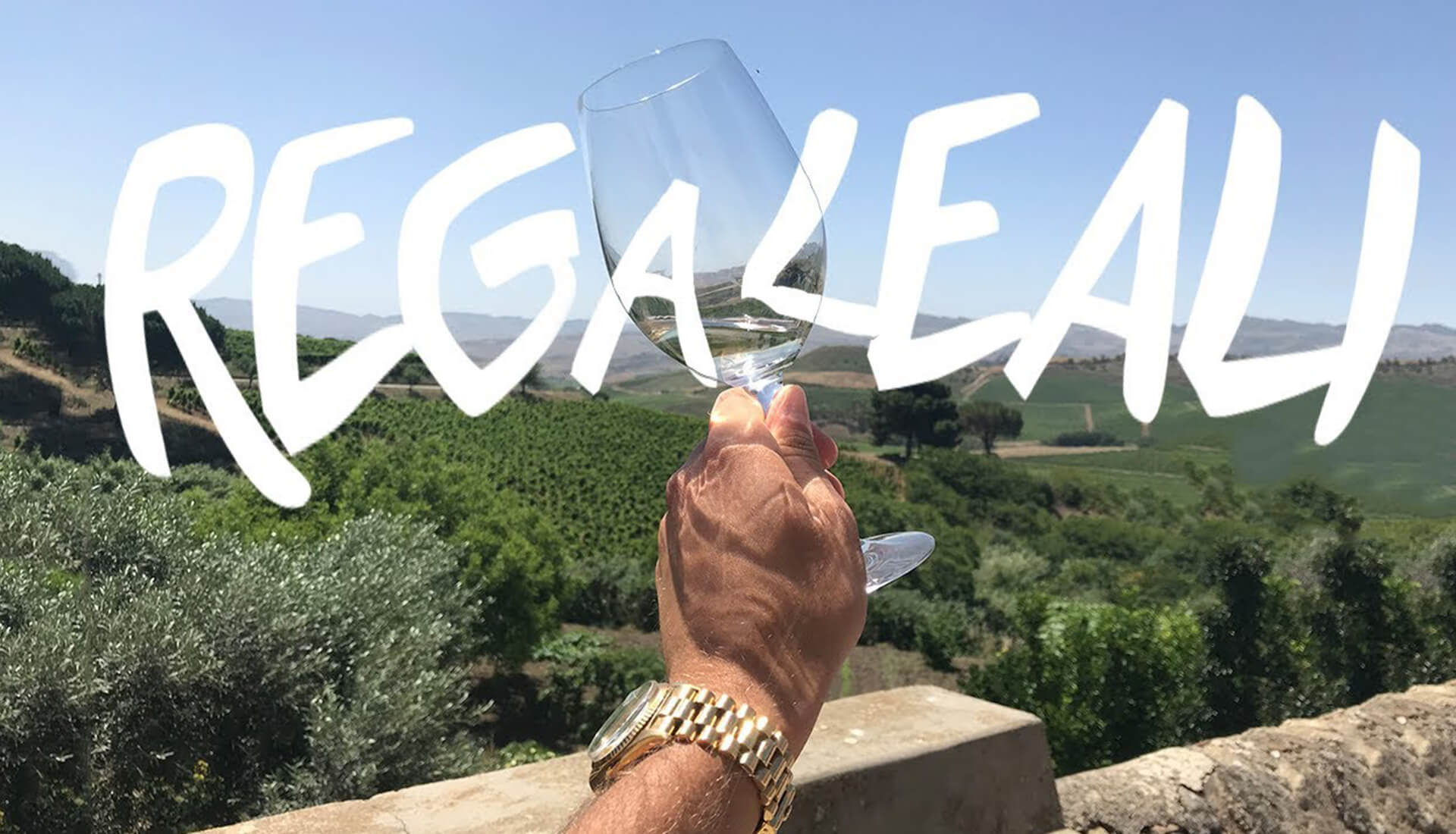 Liquor Run: Our SICILIAN Wine Tour!