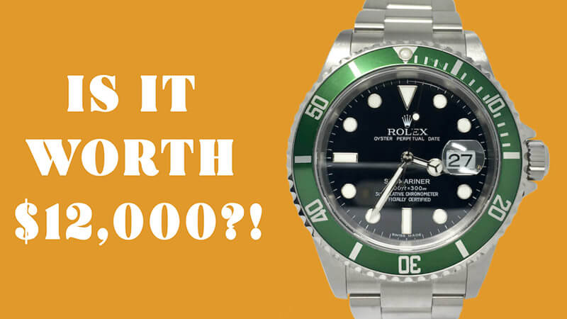 ASKTNH LIVE: Is the Rolex Kermit Submariner Overpriced?