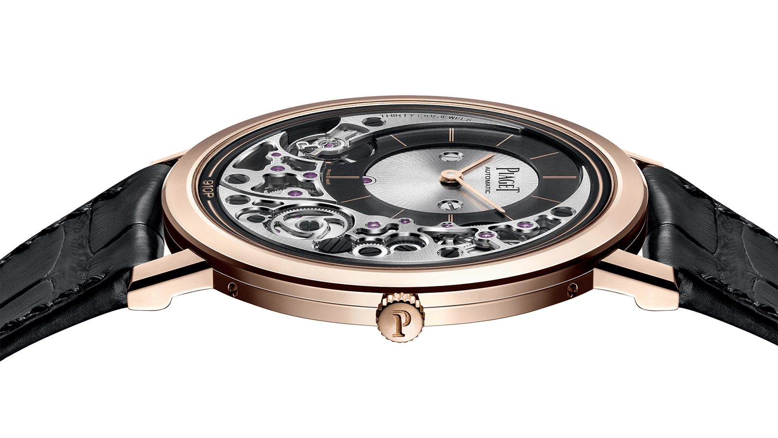 RANT&H: The Thinnest Watch In The World – Piaget Altiplano Ultimate 910P