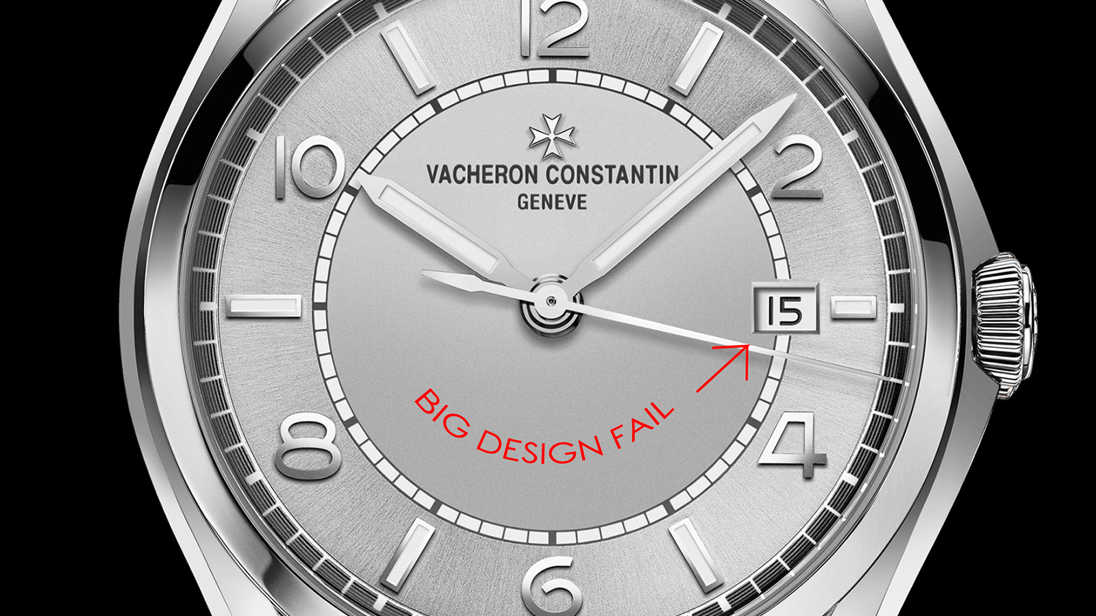 "RANT&H: The Vacheron ""FIFTYSIX"" Collection Might Be a Problem"